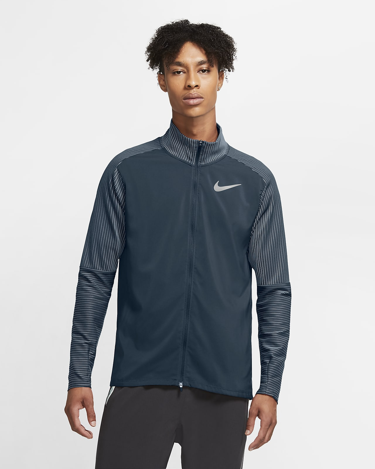 Nike Future Fast Men's Hybrid Running Top