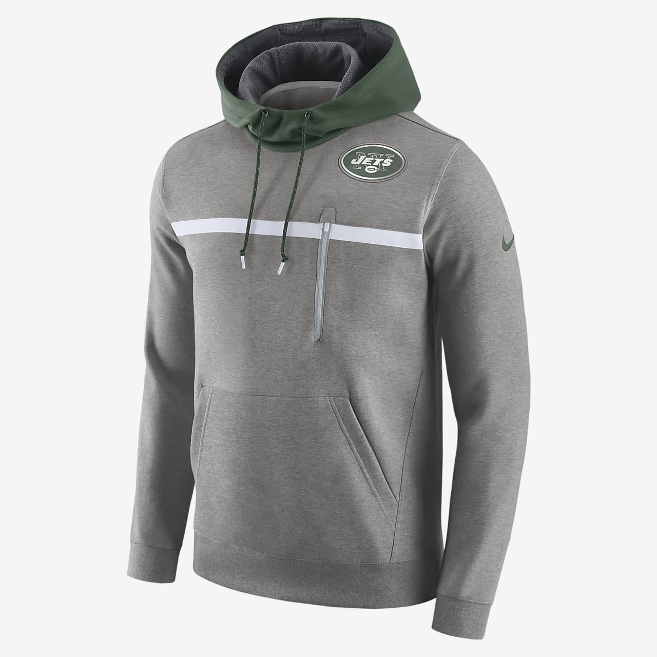 Nike Championship Drive Sweatshirt (NFL Jets) Men's Hoodie