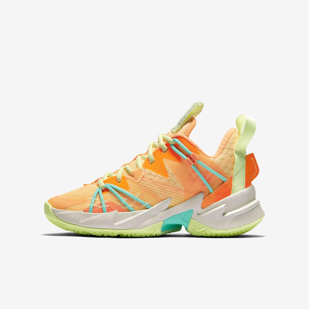Zer0.3 SE Older Kids' Basketball Shoe