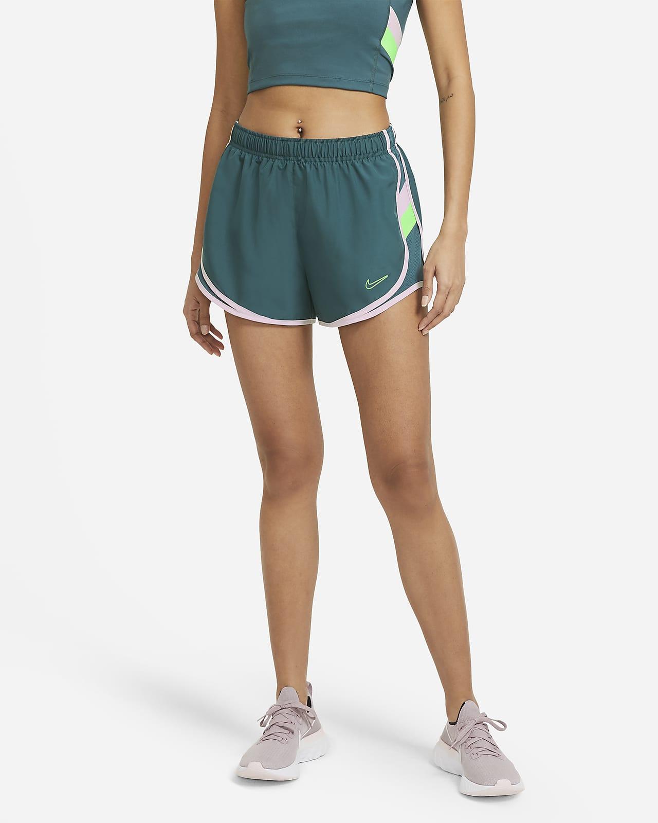 Nike Tempo Women's Color-Block Running Shorts