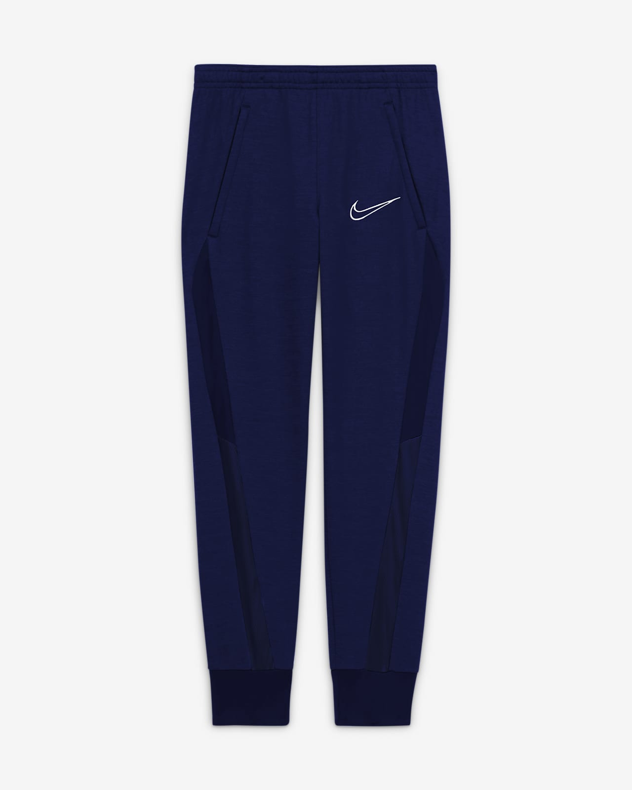 Nike Dri-FIT Academy Older Kids' Knit Football Tracksuit Bottoms
