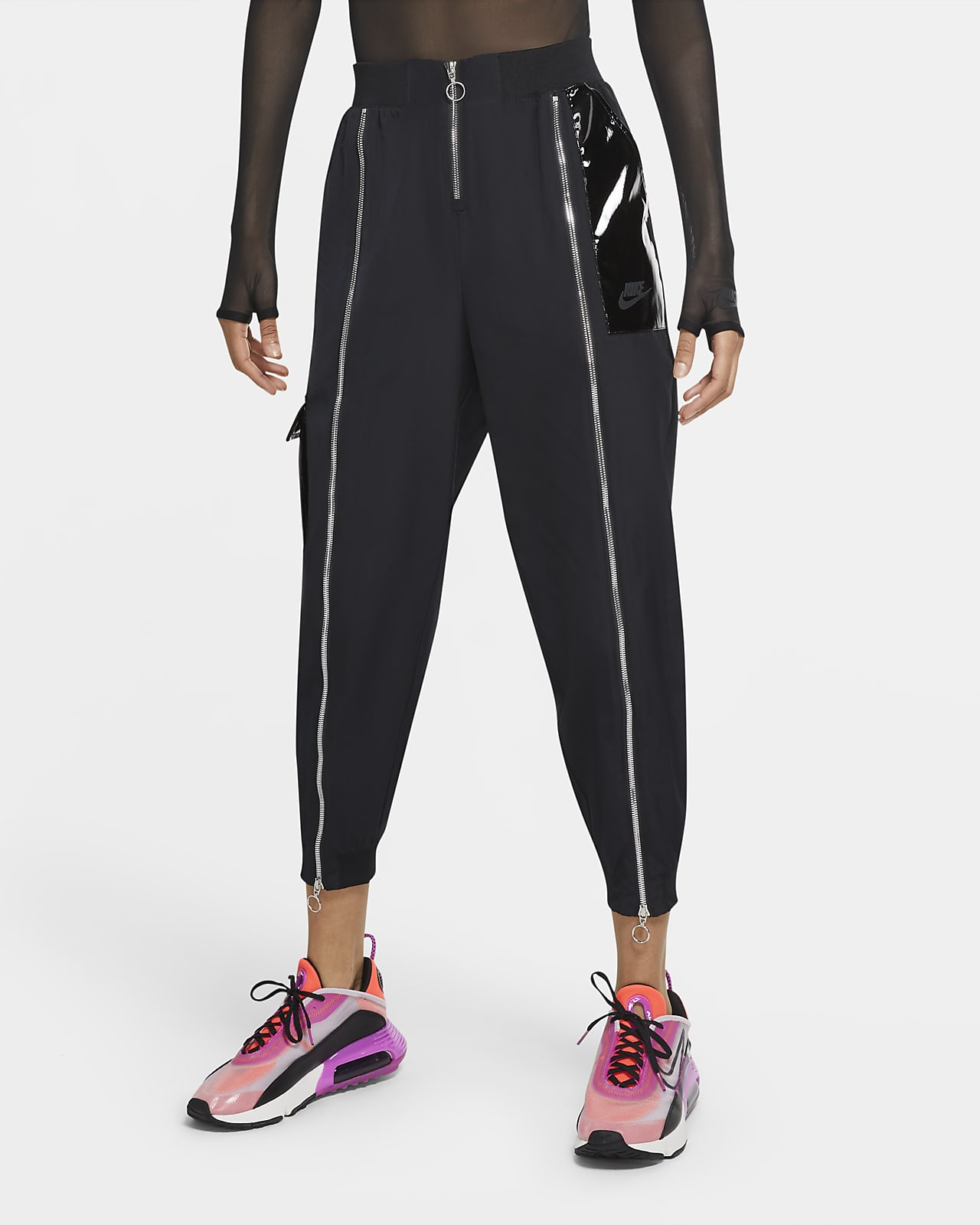 Nike Sportswear Icon Clash Women's Woven Trousers
