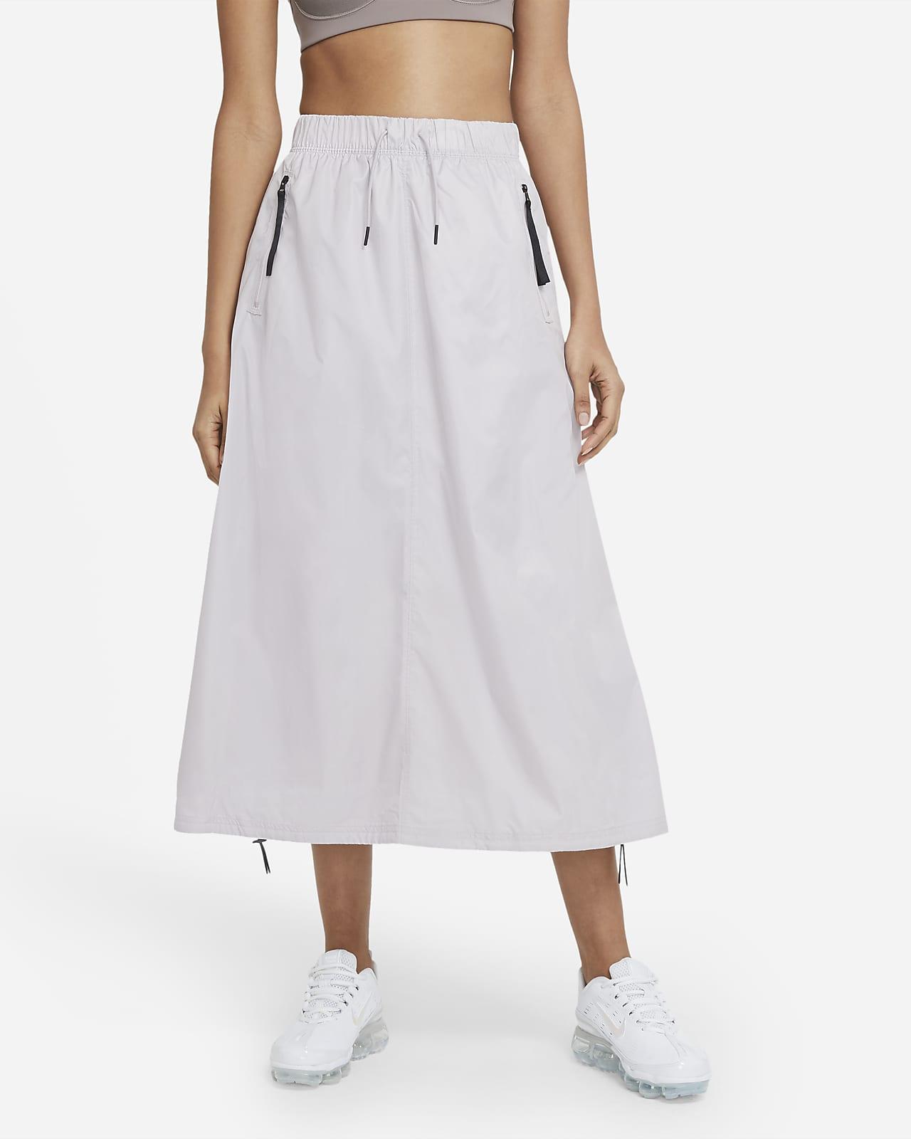Falda de tejido Woven para mujer Nike Sportswear Tech Pack