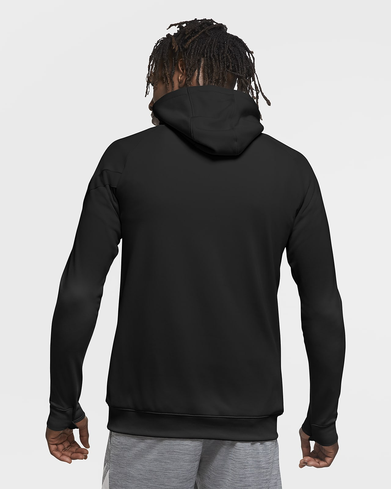 Nike Dri FIT Academy Men's Pullover Football Hoodie