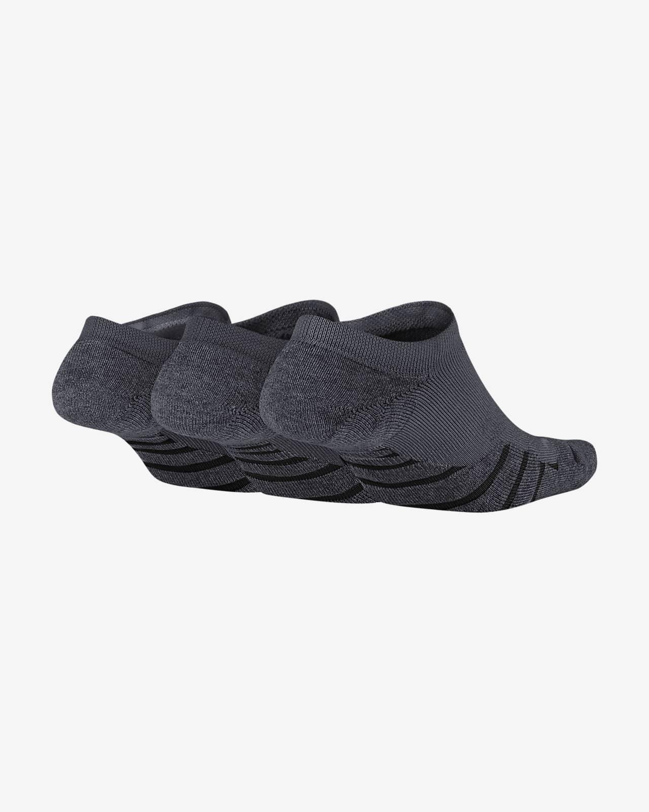 Training No-Show Socks (3 Pairs). Nike SG