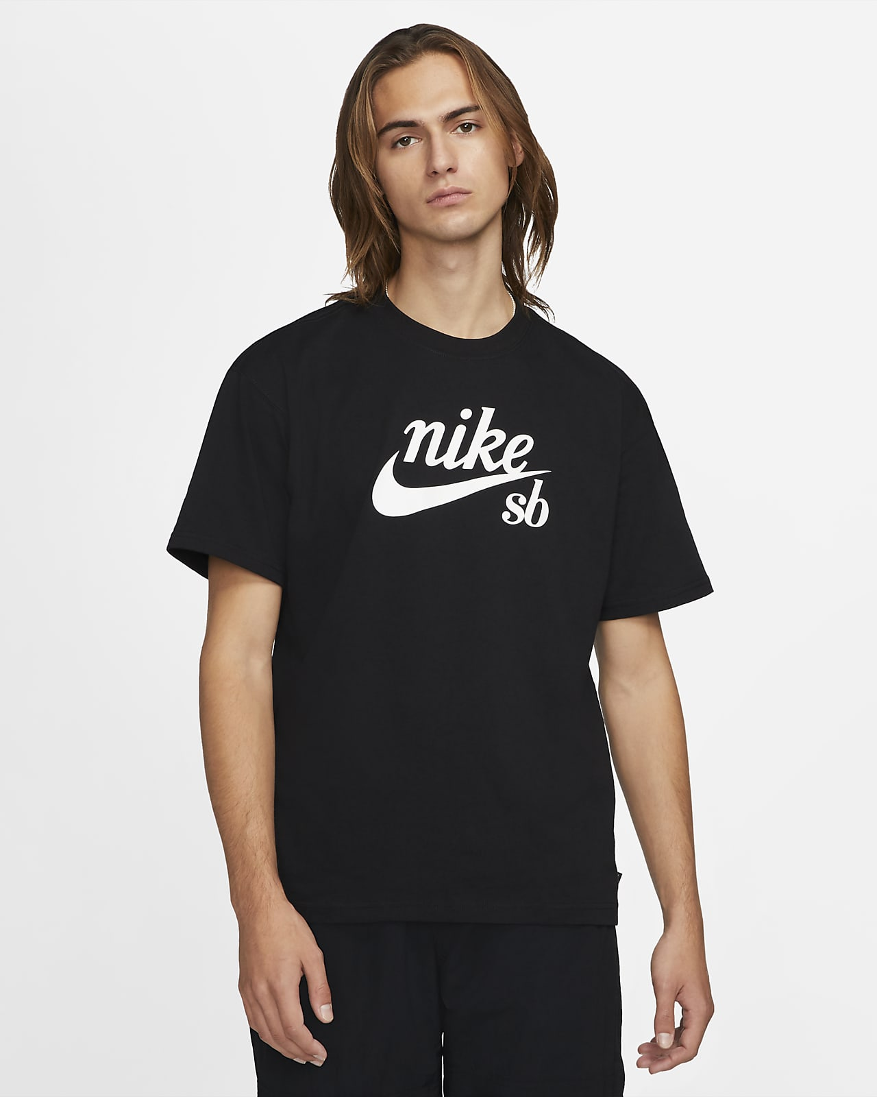 Playera de skateboarding Nike SB