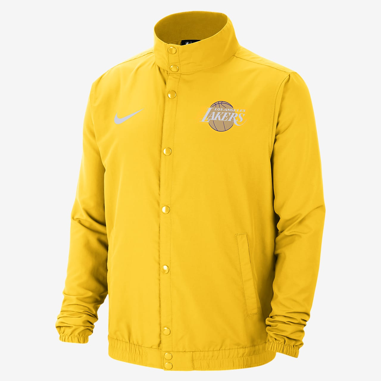 Lakers City Edition DNA Men's Nike NBA Jacket