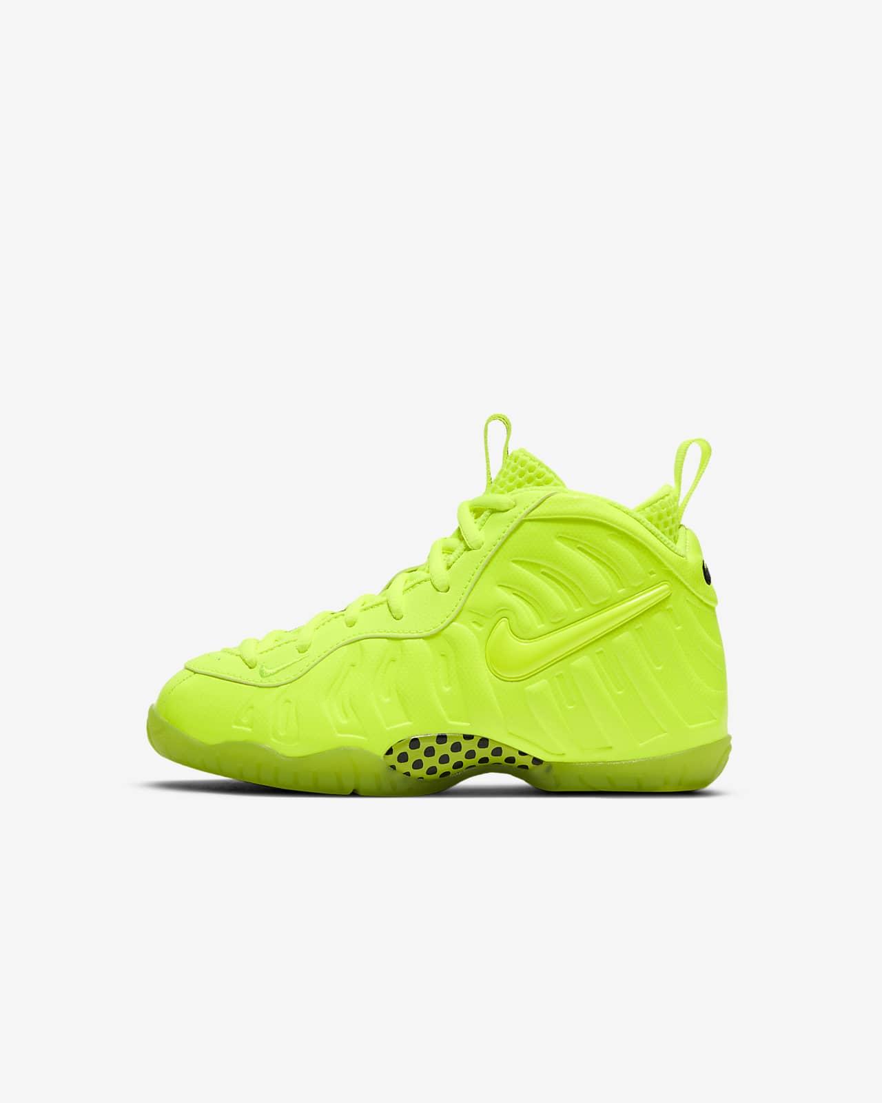 Nike Little Posite Pro (PS) 幼童运动童鞋