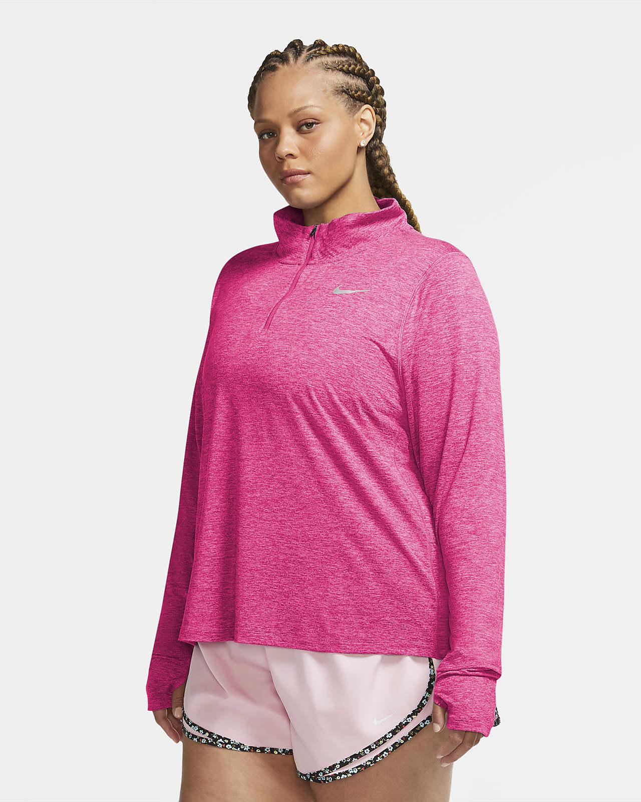 Dame Store størrelser Fritid Jakker og vester. Nike NO