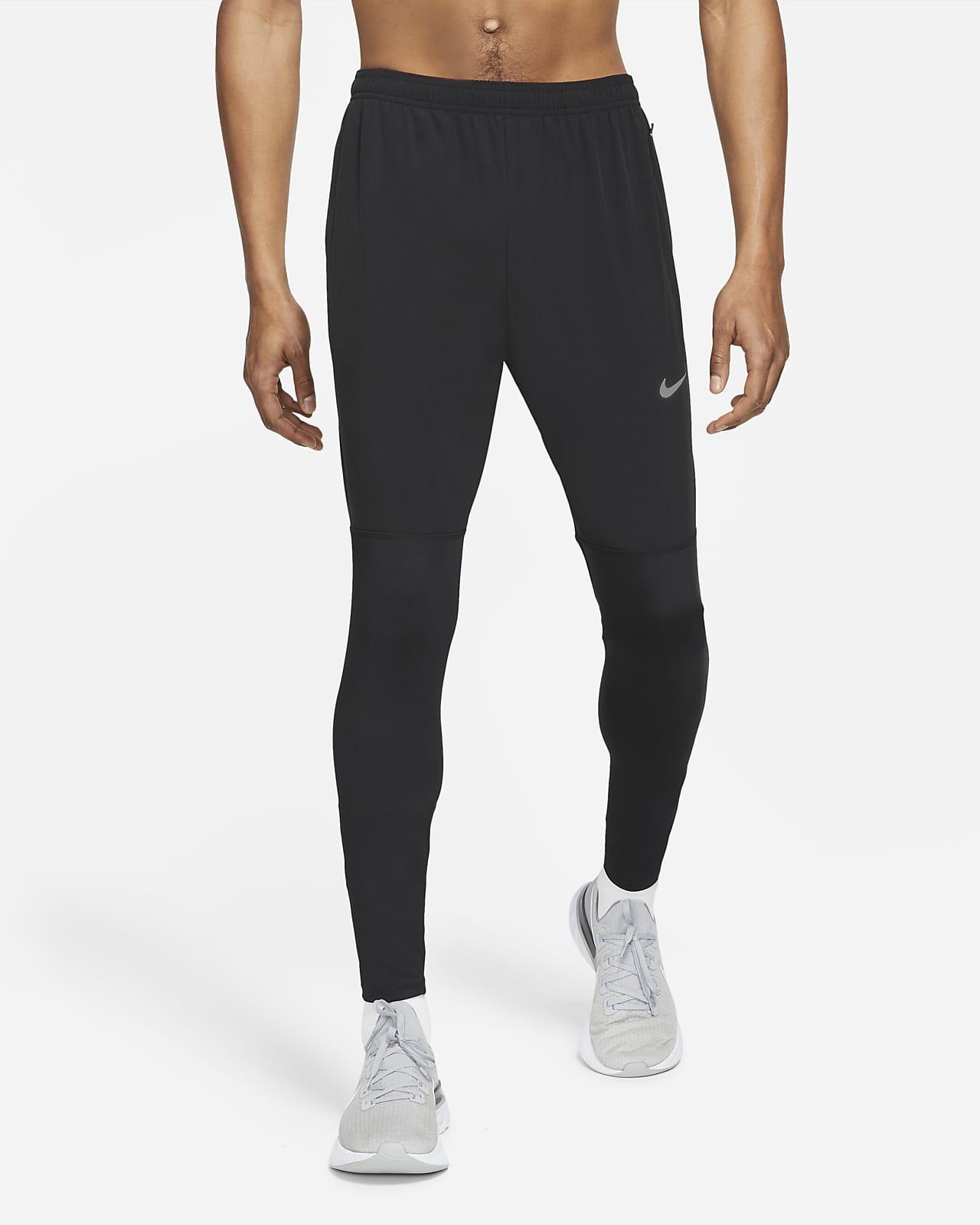 Pánské tkané hybridní běžecké kalhoty Nike Dri-FIT UV Challenger