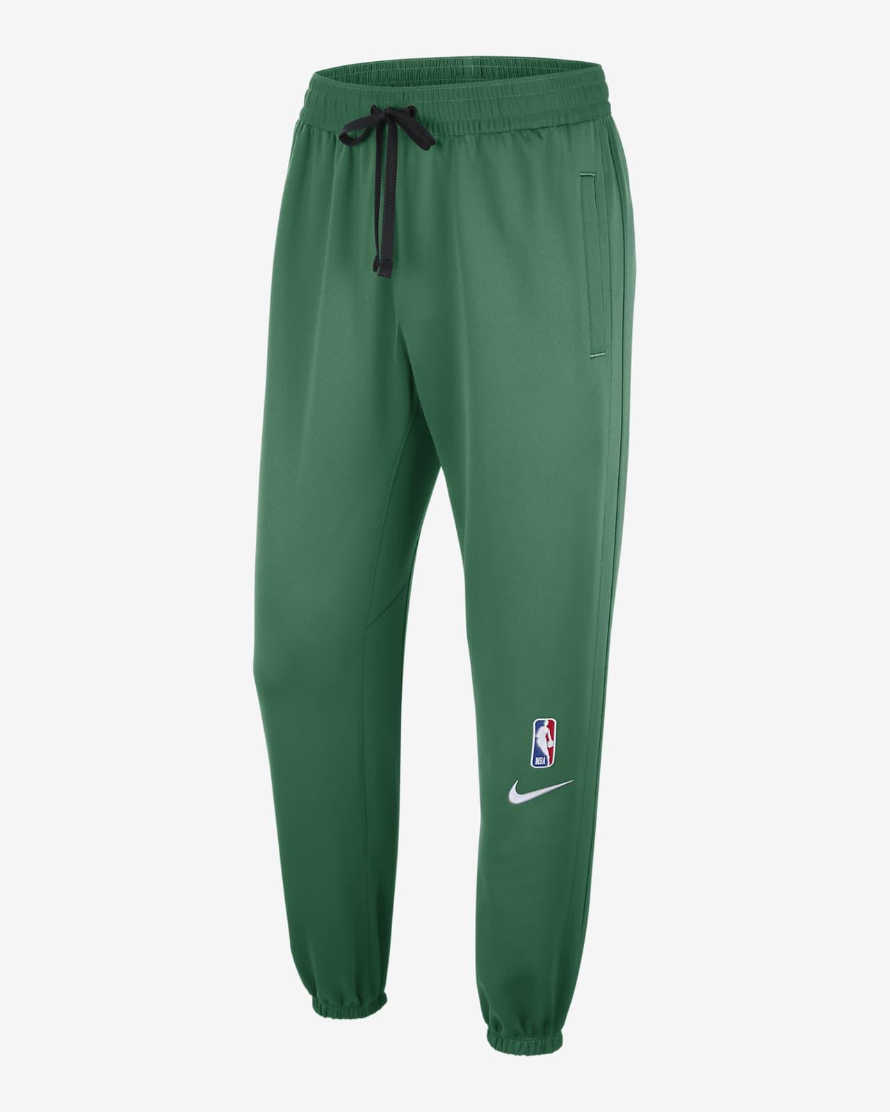 Pantalones de la NBA Nike Therma Flex para hombre Boston Celtics Showtime
