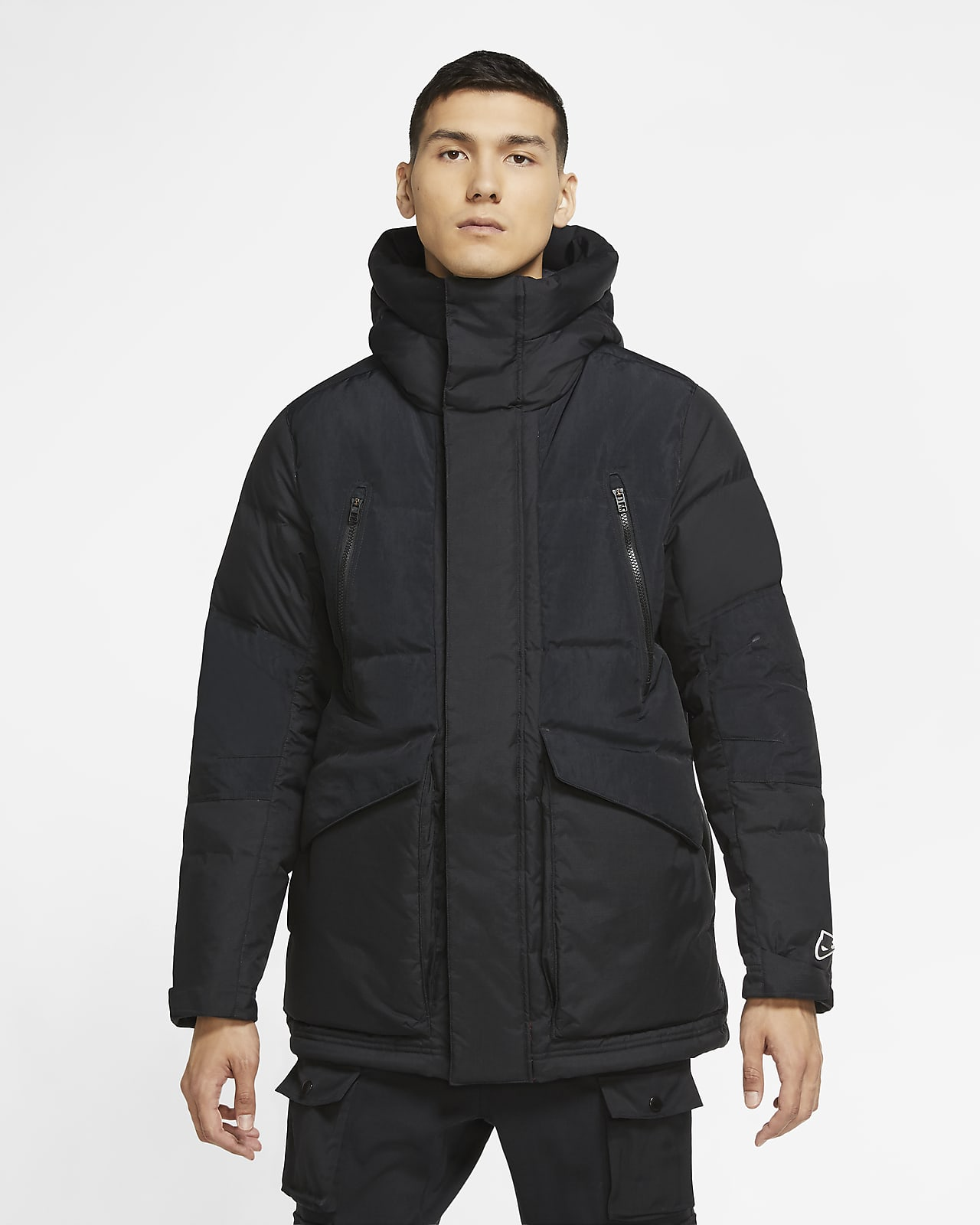 Męska parka Repel Nike Sportswear Down-Fill
