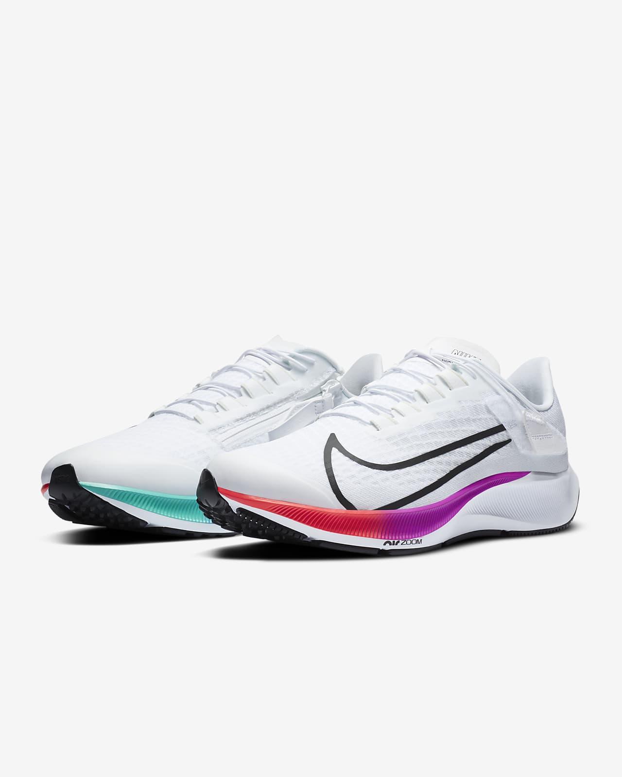 Nike Air Zoom Pegasus 37 FlyEase Men's Running Shoe (Extra Wide)