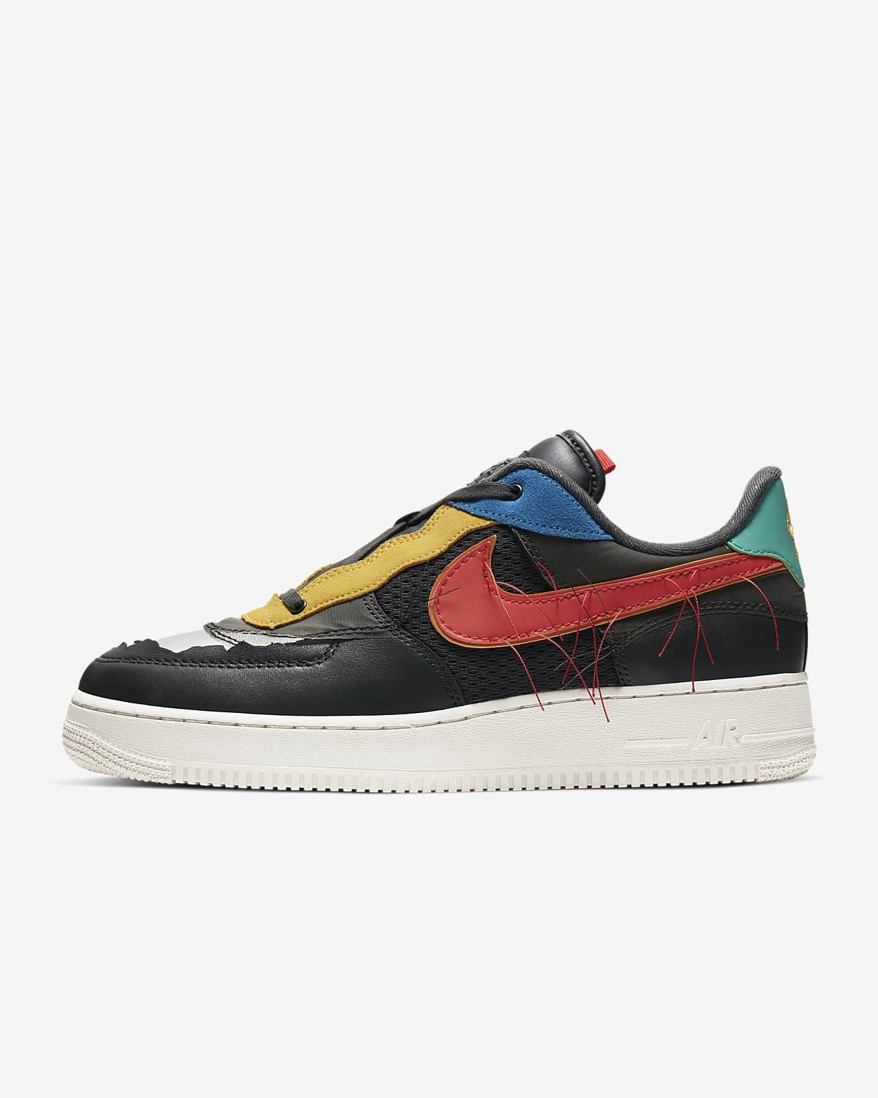 Nike Air Force 1 Low Black History