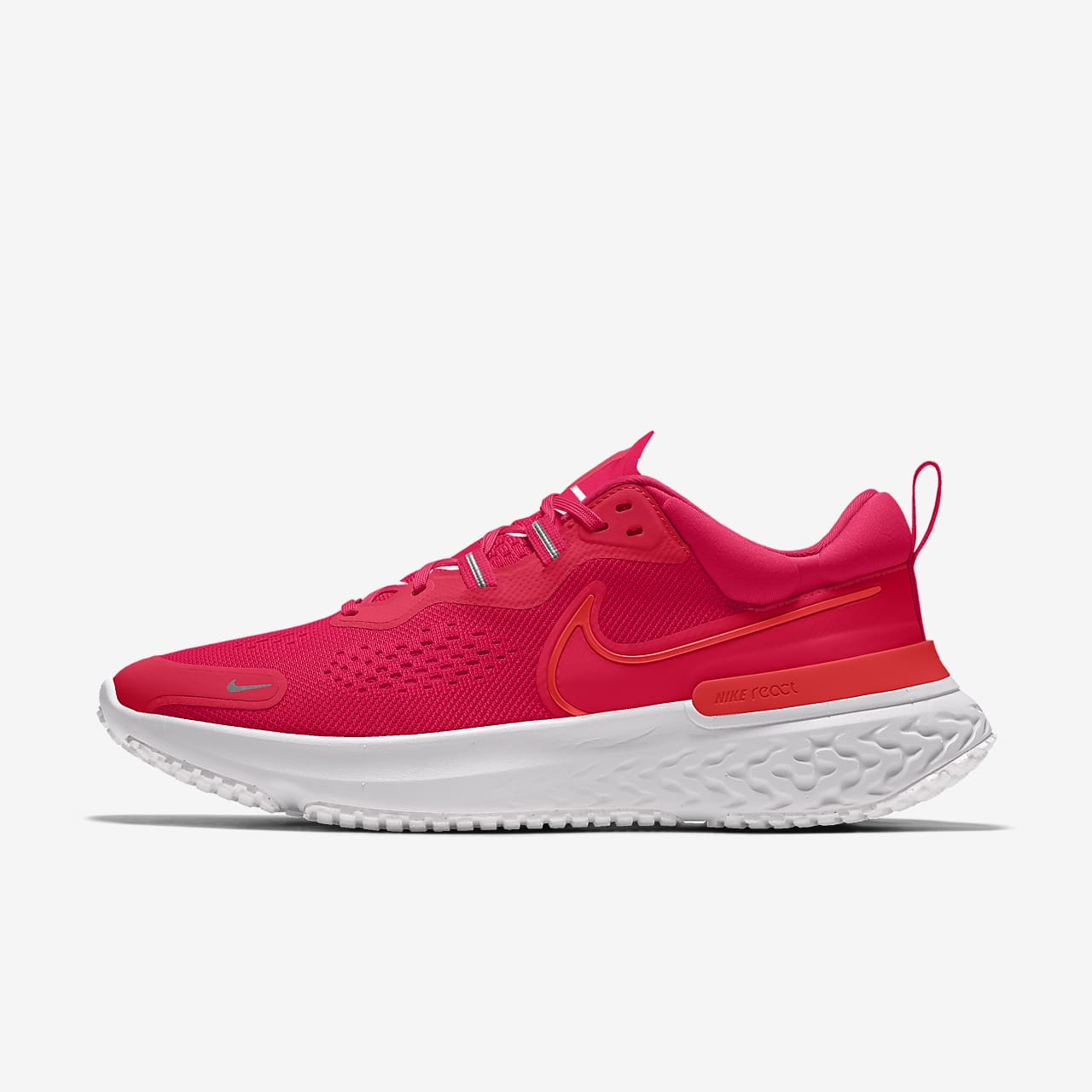 รองเท้าวิ่งผู้ชายออกแบบเอง Nike React Miler 2 By You