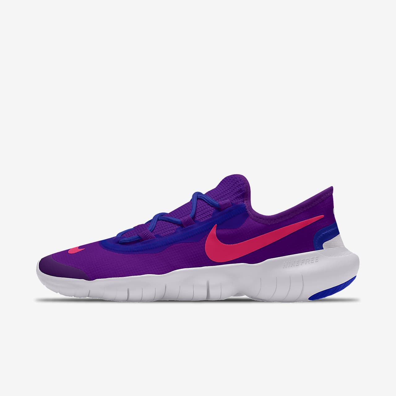 Nike Free RN 5.0 By You Zapatillas de running personalizables - Mujer