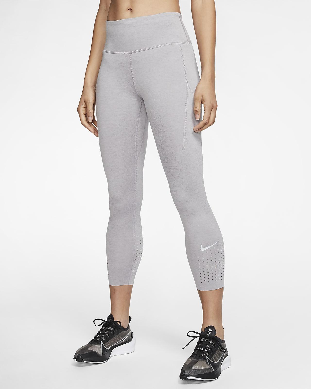 Nike Epic Luxe Malla de tres cuartos de running - Mujer