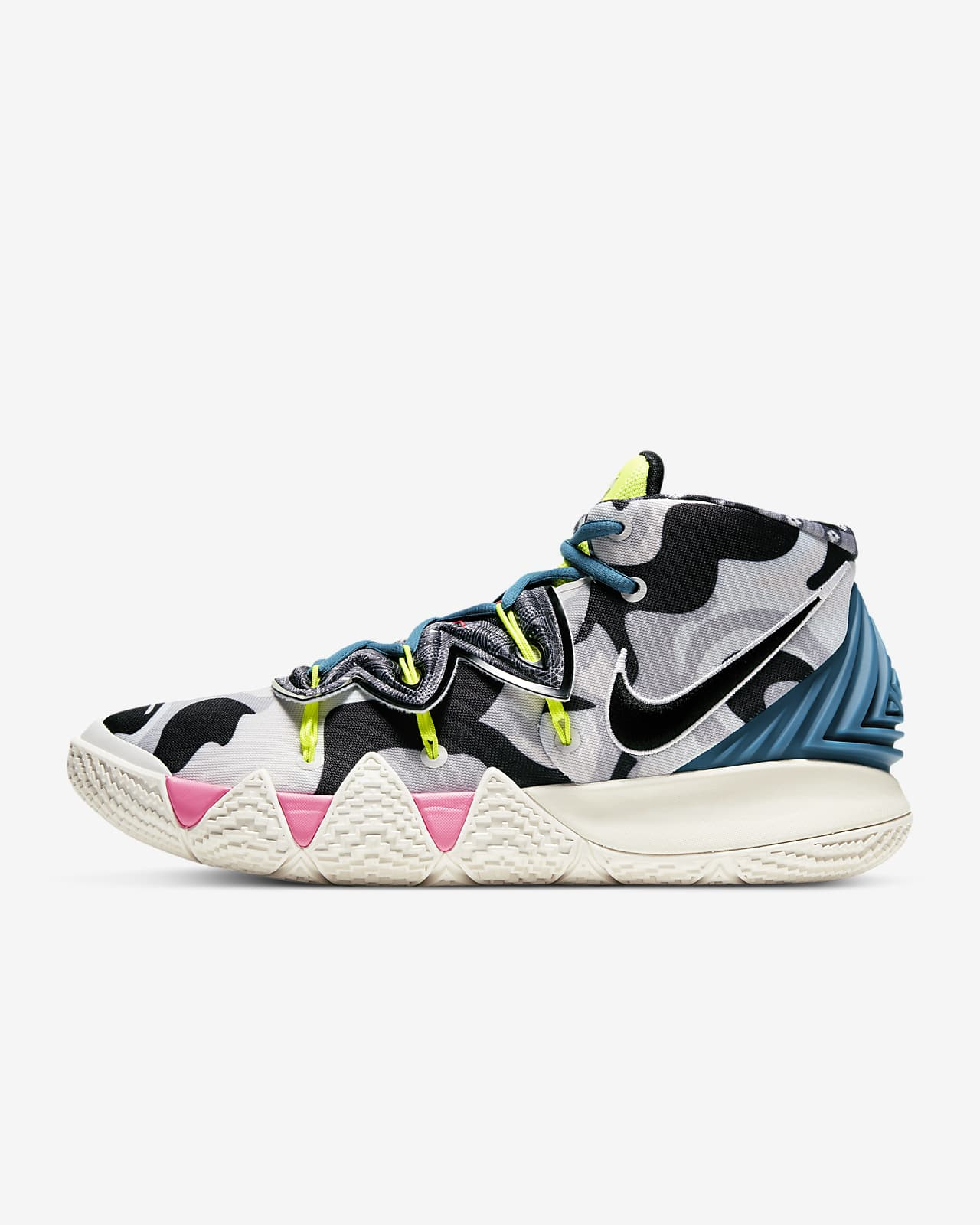 Kybrid S2 Basketball Shoe. Nike NL