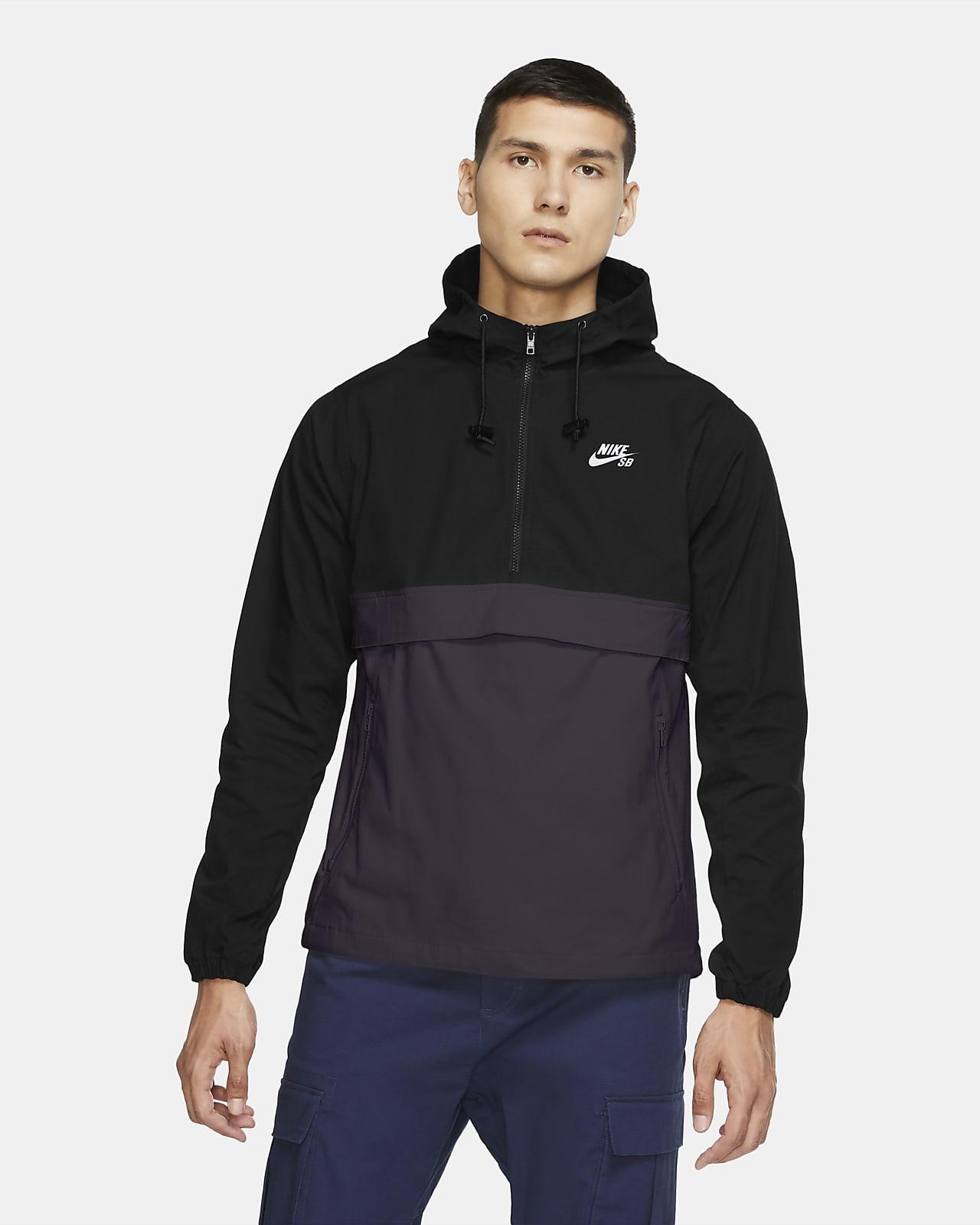 Nike SB Men's Skate Anorak Jacket. Nike.com