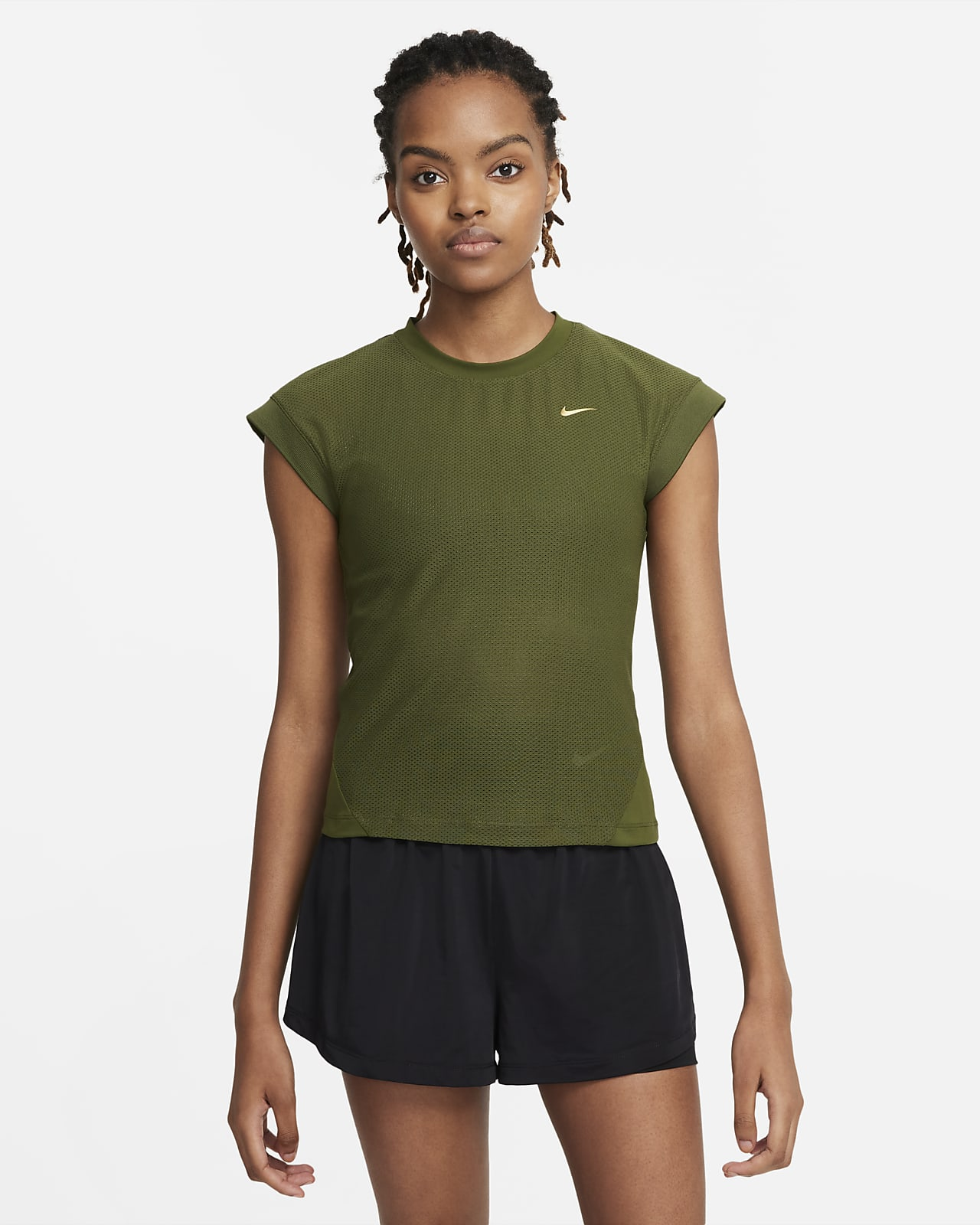 Serena Design Crew 女款短袖網球上衣