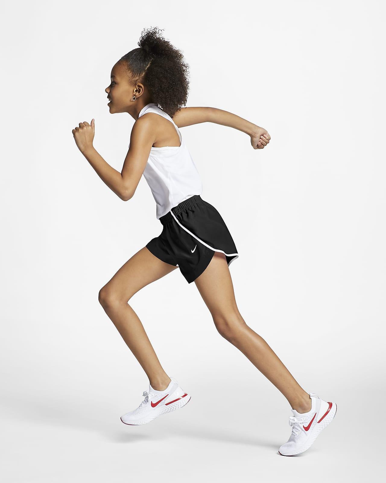 Nike Dry Older Kids' (Girls') Running Shorts. Nike AU