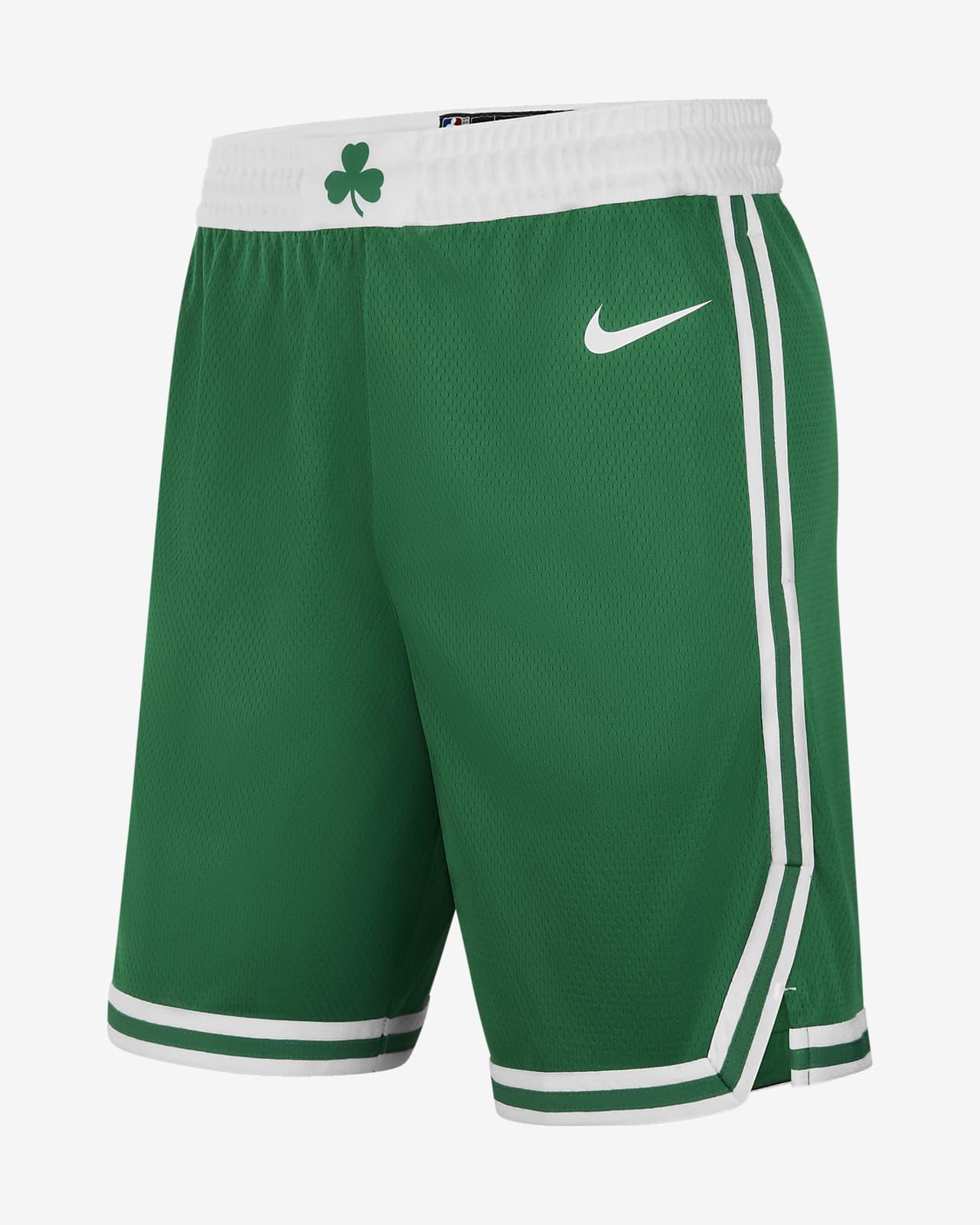 Shorts Nike NBA Swingman para hombre Boston Celtics Icon Edition
