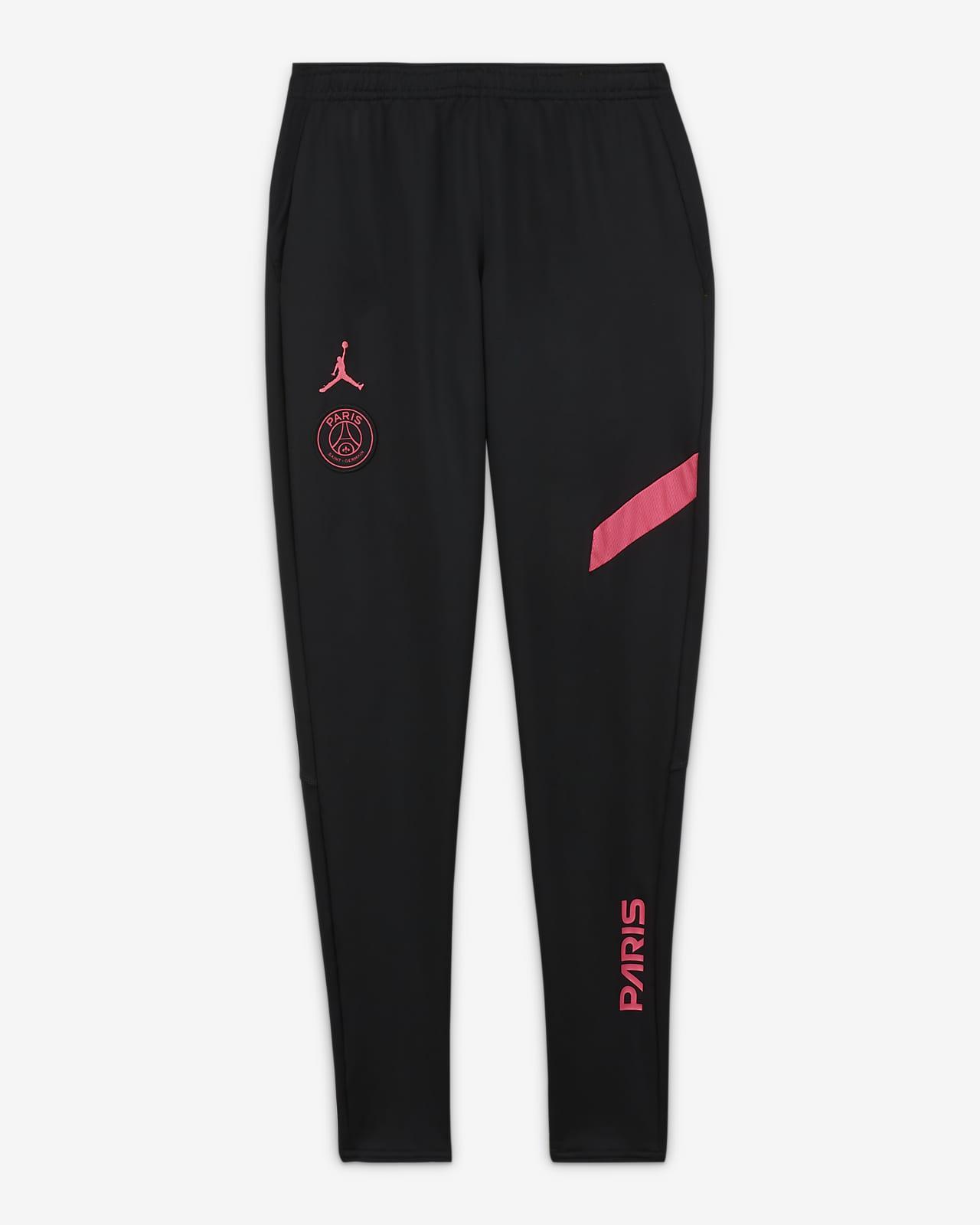 Pantalones de fútbol tejidos para mujer Paris Saint-Germain Academy Pro