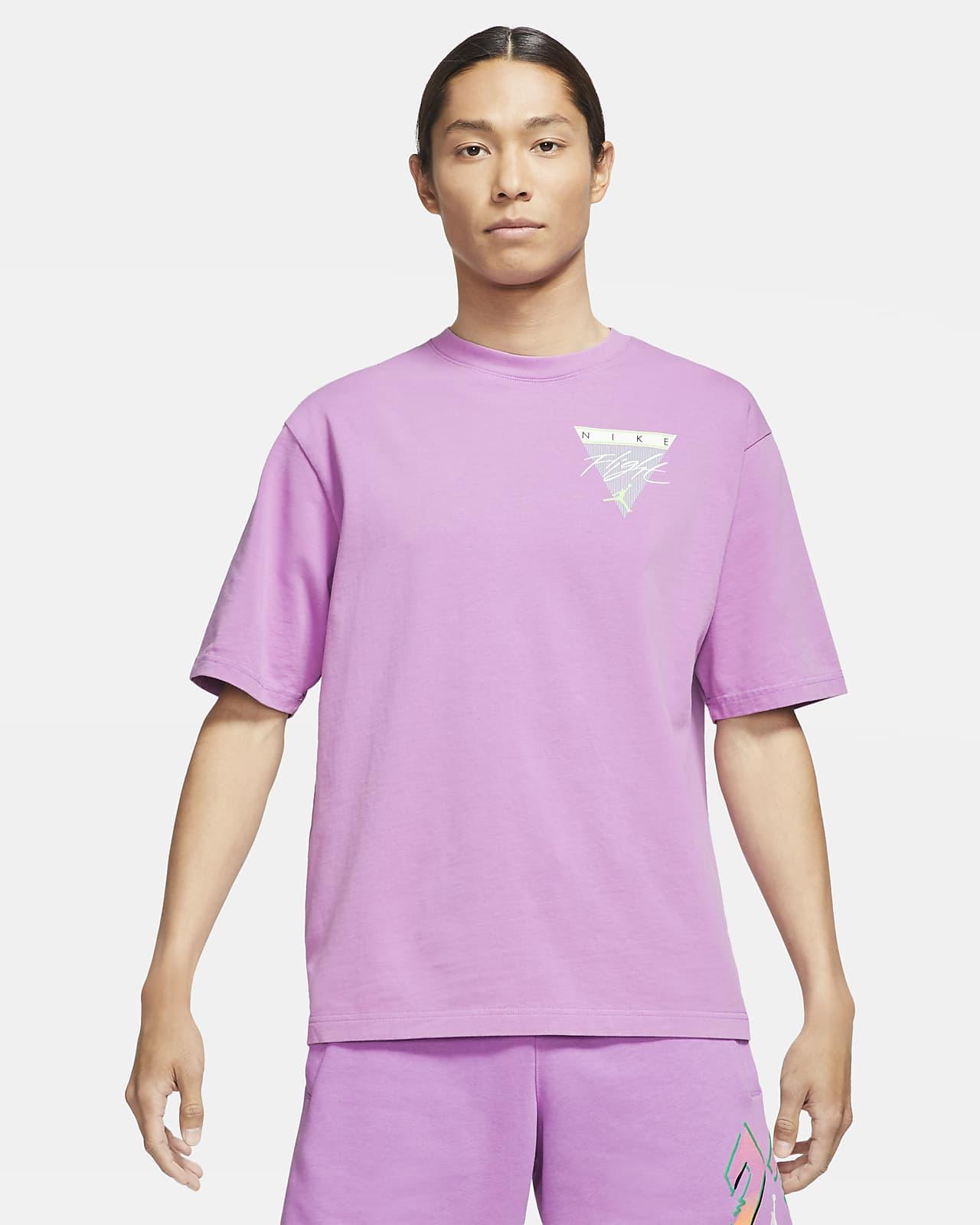 Jordan Flight Essentials Washed 男子印花T恤