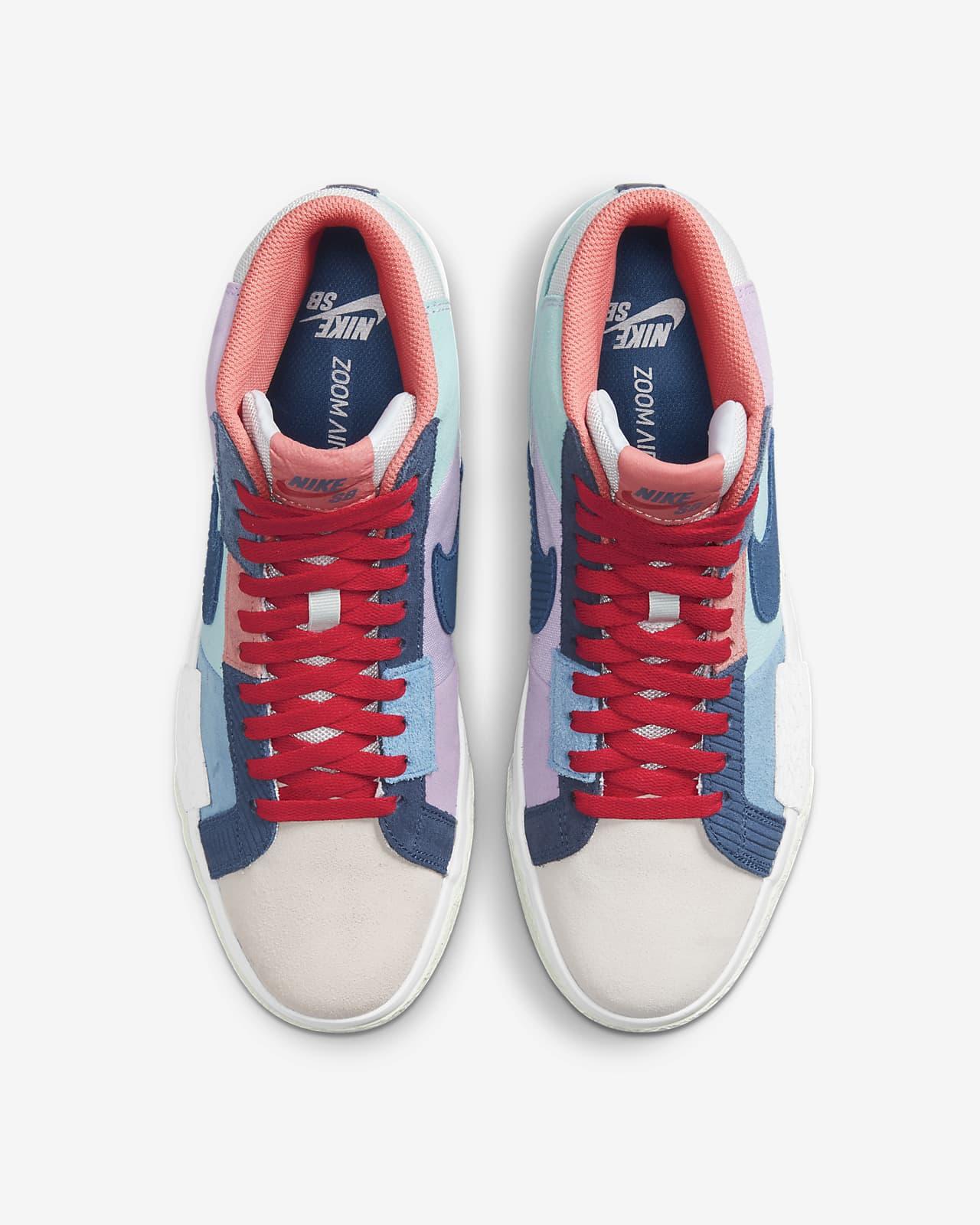 Nike SB Zoom Blazer Mid Premium Skate Shoe. Nike SA