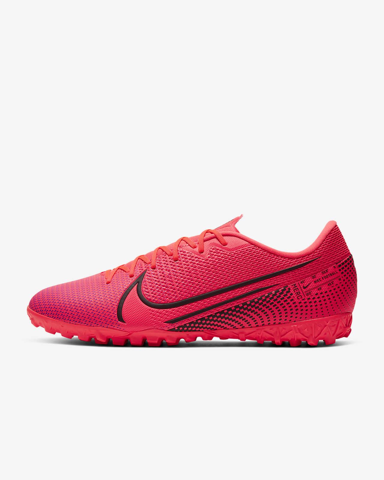 รองเท้าฟุตบอลสำหรับพื้นสนามหญ้าเทียม Nike Mercurial Vapor 13 Academy TF