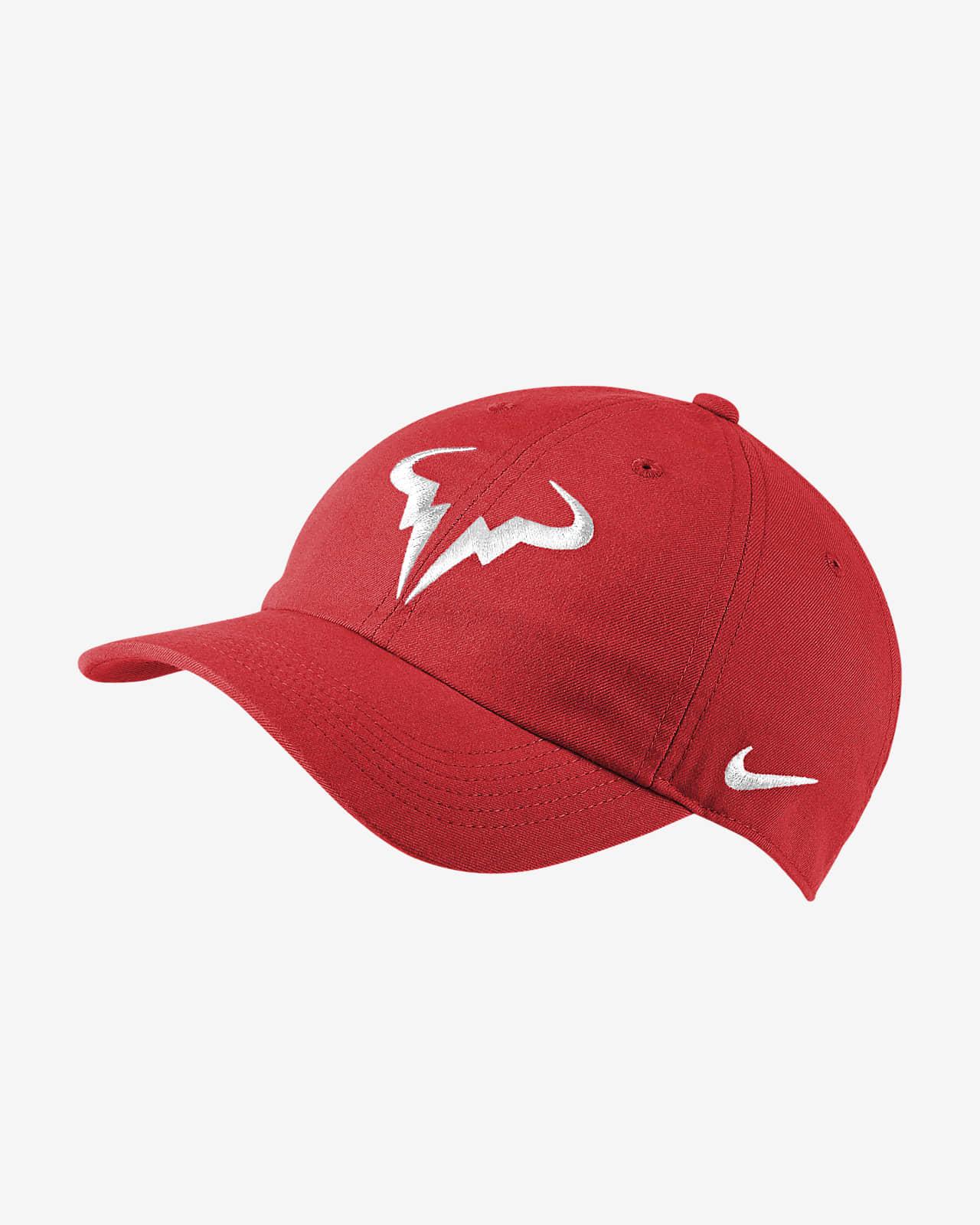 NikeCourt AeroBill Rafa Heritage86 Gorra de tennis