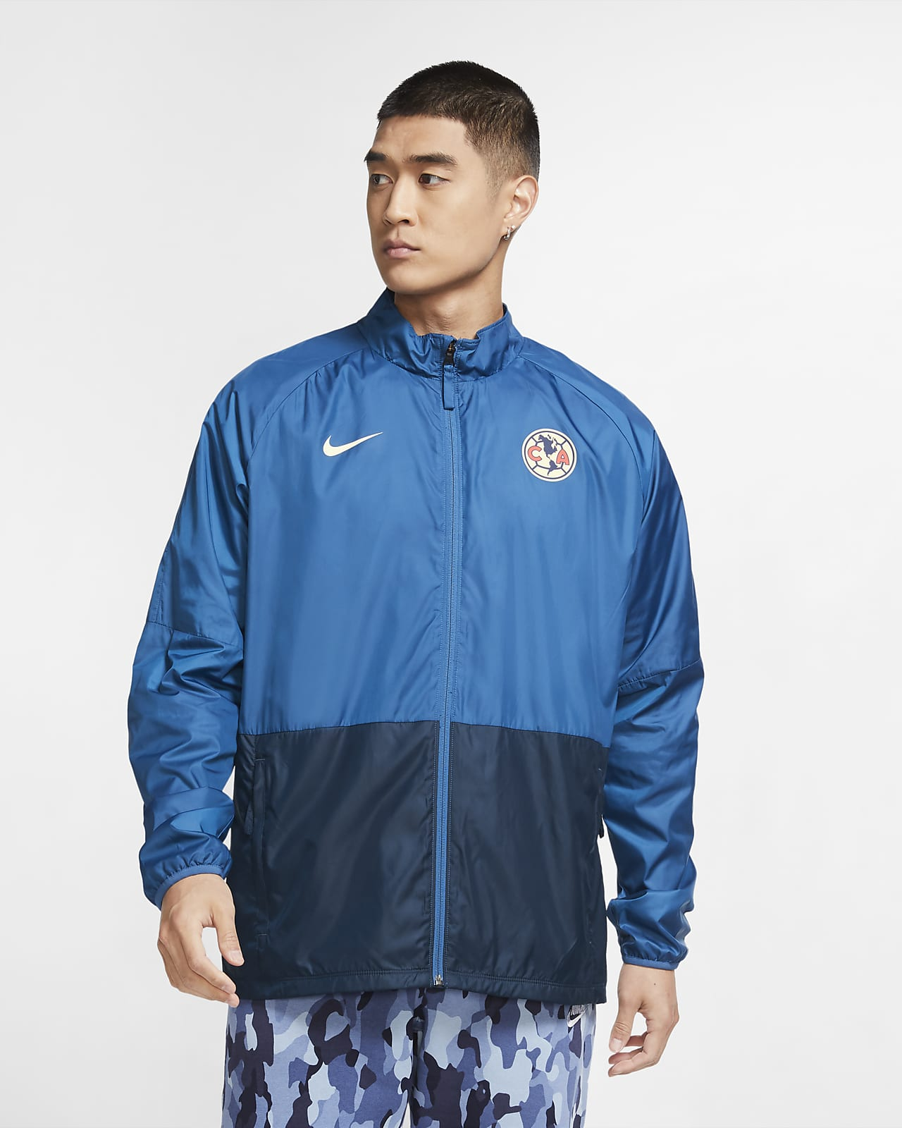 Club América Repel Academy Men's Soccer Jacket