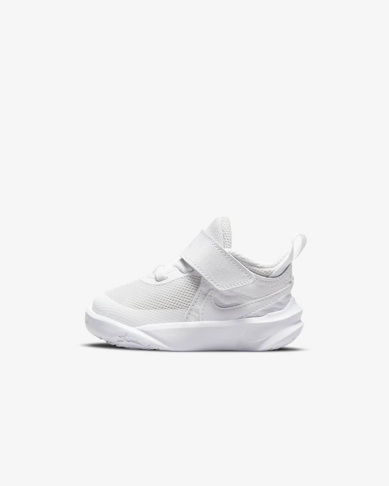 Calzado para bebé e infantil Nike Team Hustle D 10