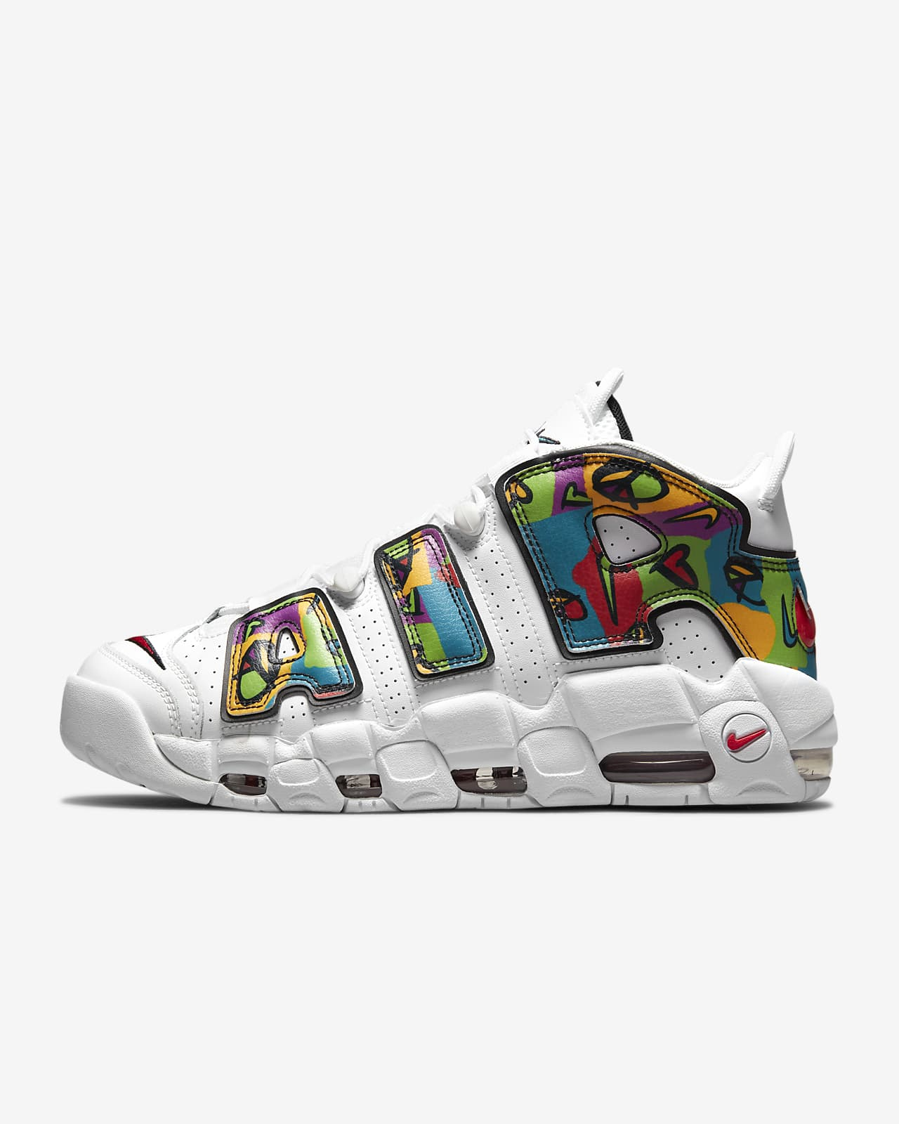 Nike Air More Uptempo Men's Shoes