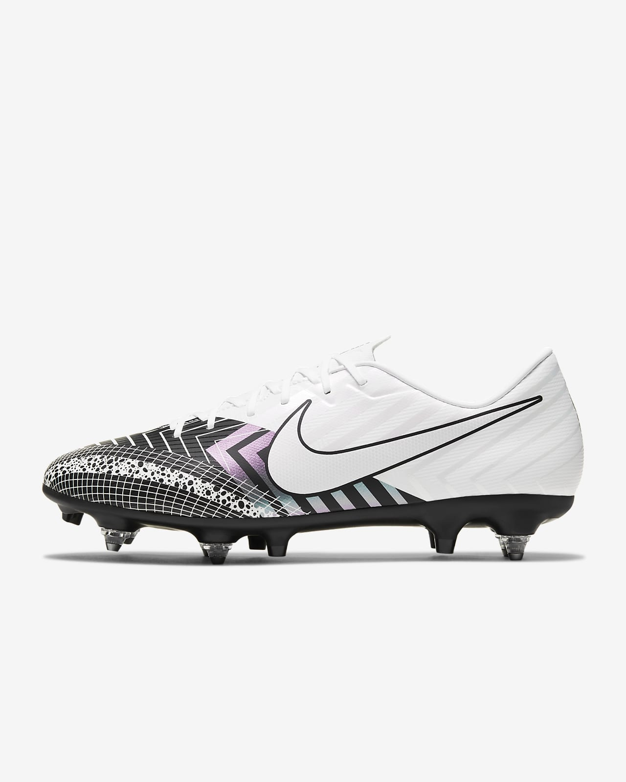 Nike Mercurial Vapor 13 Academy MDS SG-PRO Anti-Clog Traction Soft-Ground Football Boot