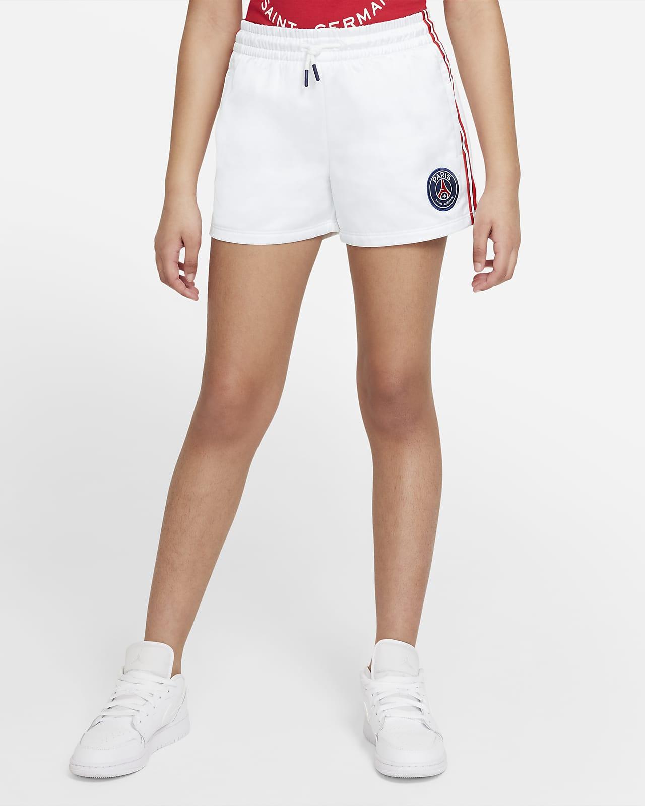 Shorts para niña talla grande Paris Saint-Germain