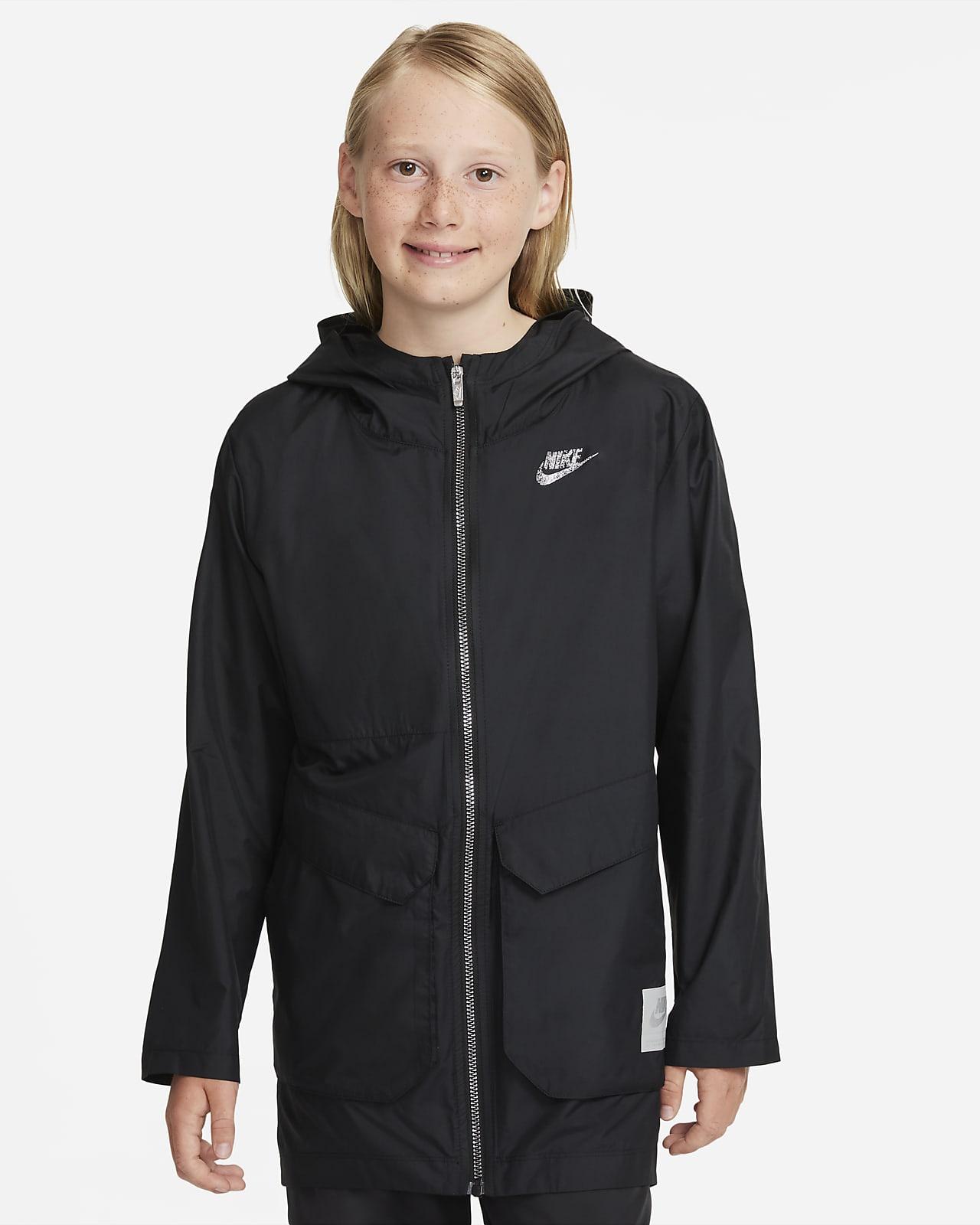 Nike Sportswear Kids Pack Utility Big Kids' (Boys') Jacket