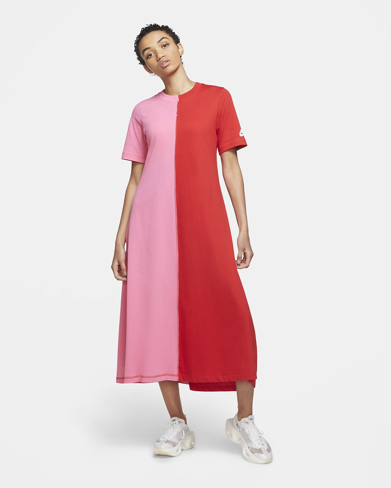 Nike Sportswear NSW rövid ujjú női ruha