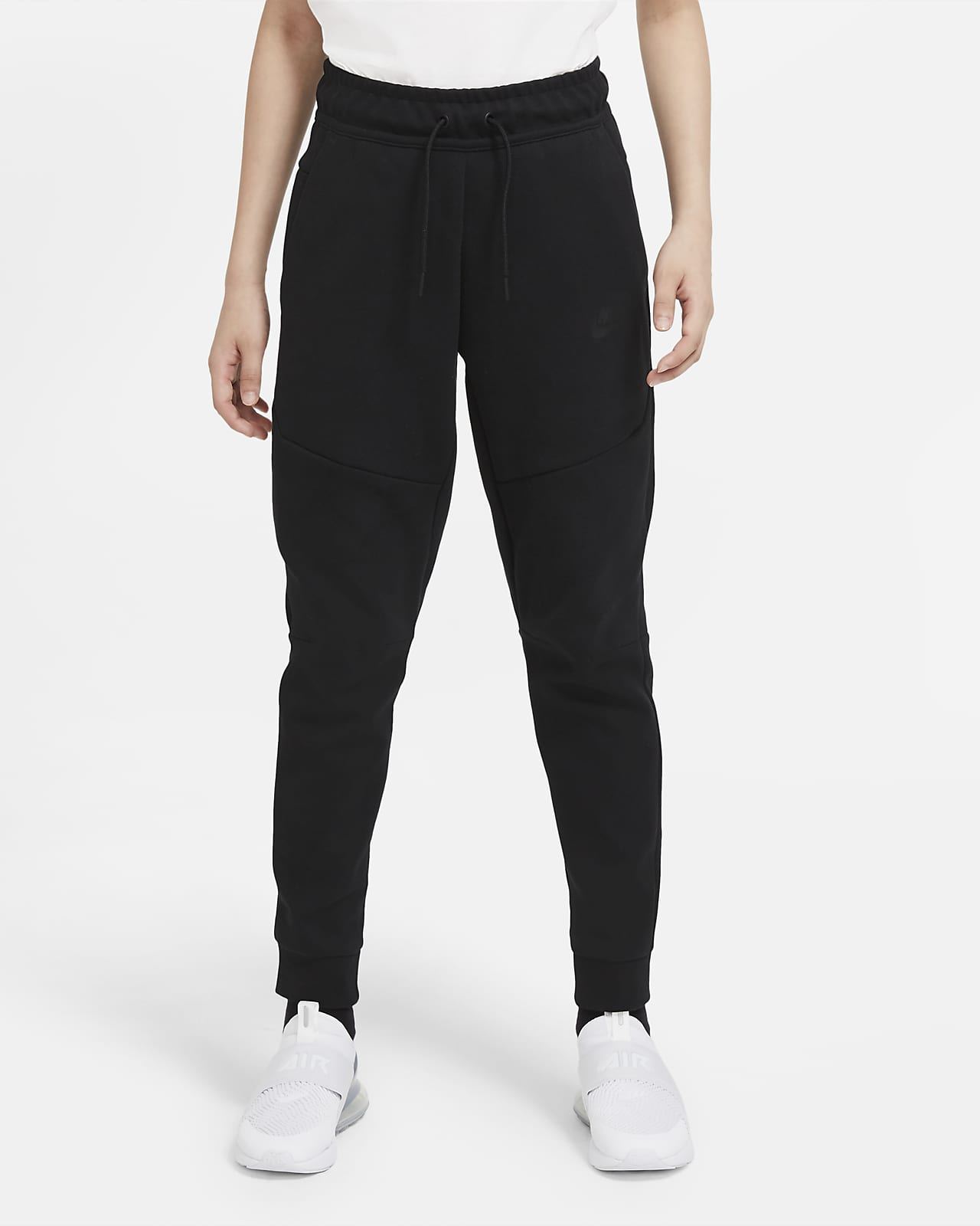 Nike Sportswear Tech Fleece Older Kids Boys Trousers Nike Id