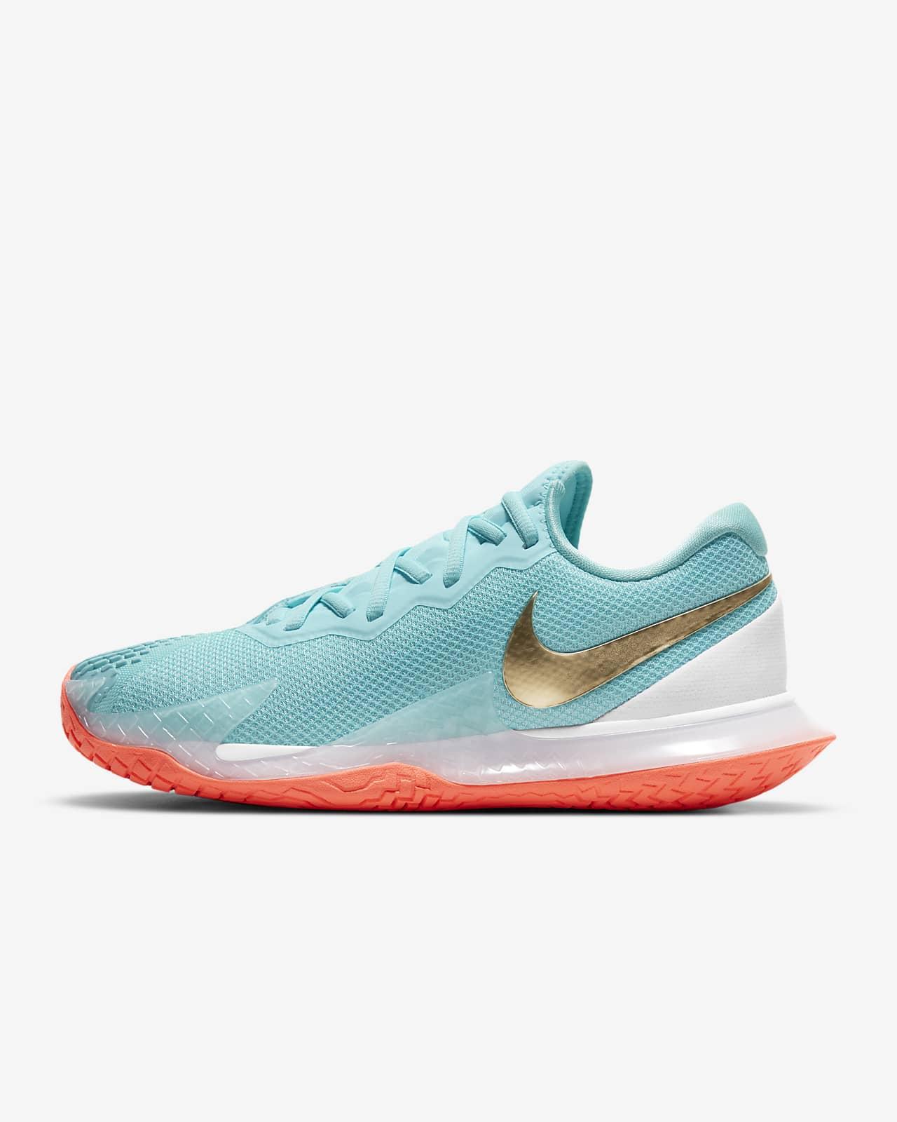 Женские теннисные кроссовки для игры на кортах с твердым покрытием NikeCourt Air Zoom Vapor Cage 4