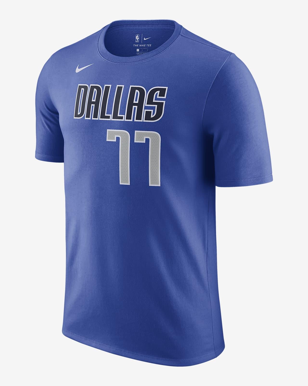 Tee-shirt Nike NBA Mavericks pour Homme