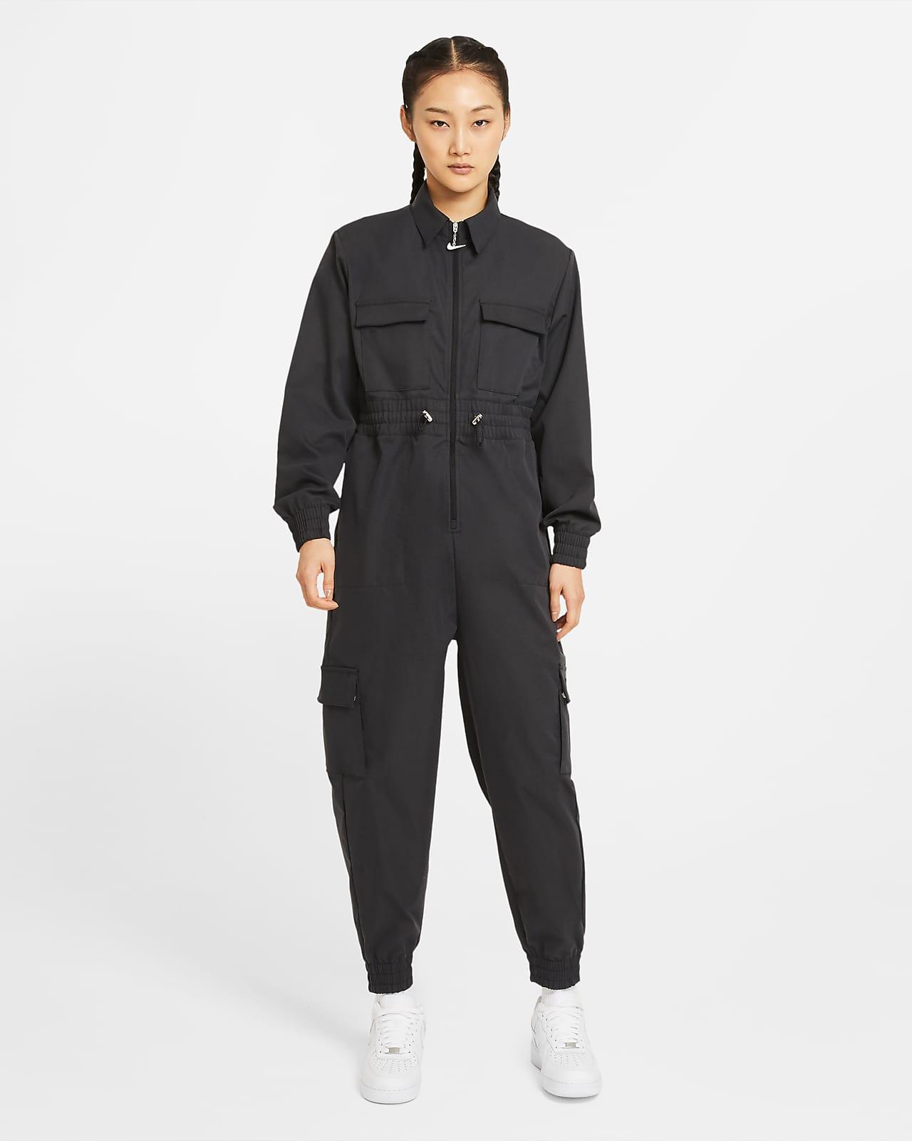Nike Sportswear Swoosh Utility 女子连体衣