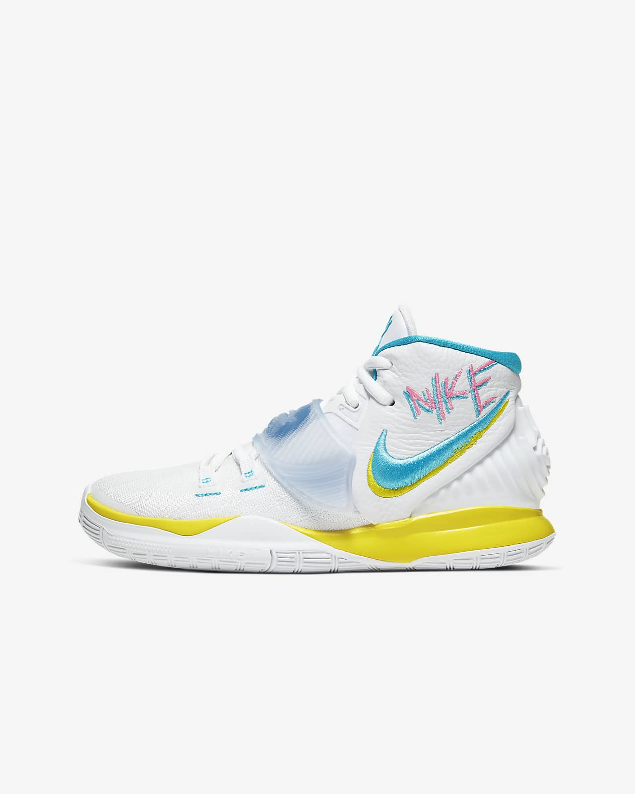 Kyrie 6 Big Kids' Basketball Shoe. Nike JP