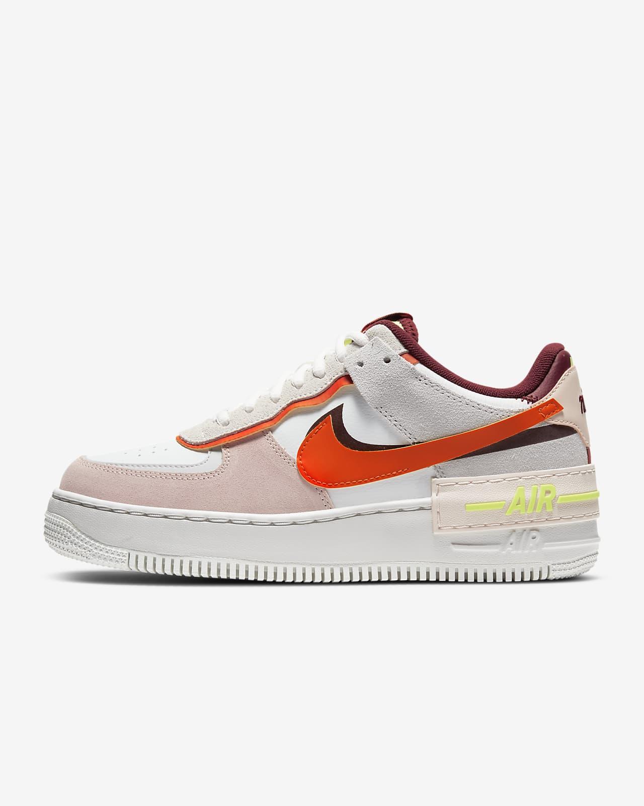 Nike Air Force 1 Shadow Women S Shoe Nike Gb Nike nike air force 1 brown trainers for women. nike air force 1 shadow women s shoe