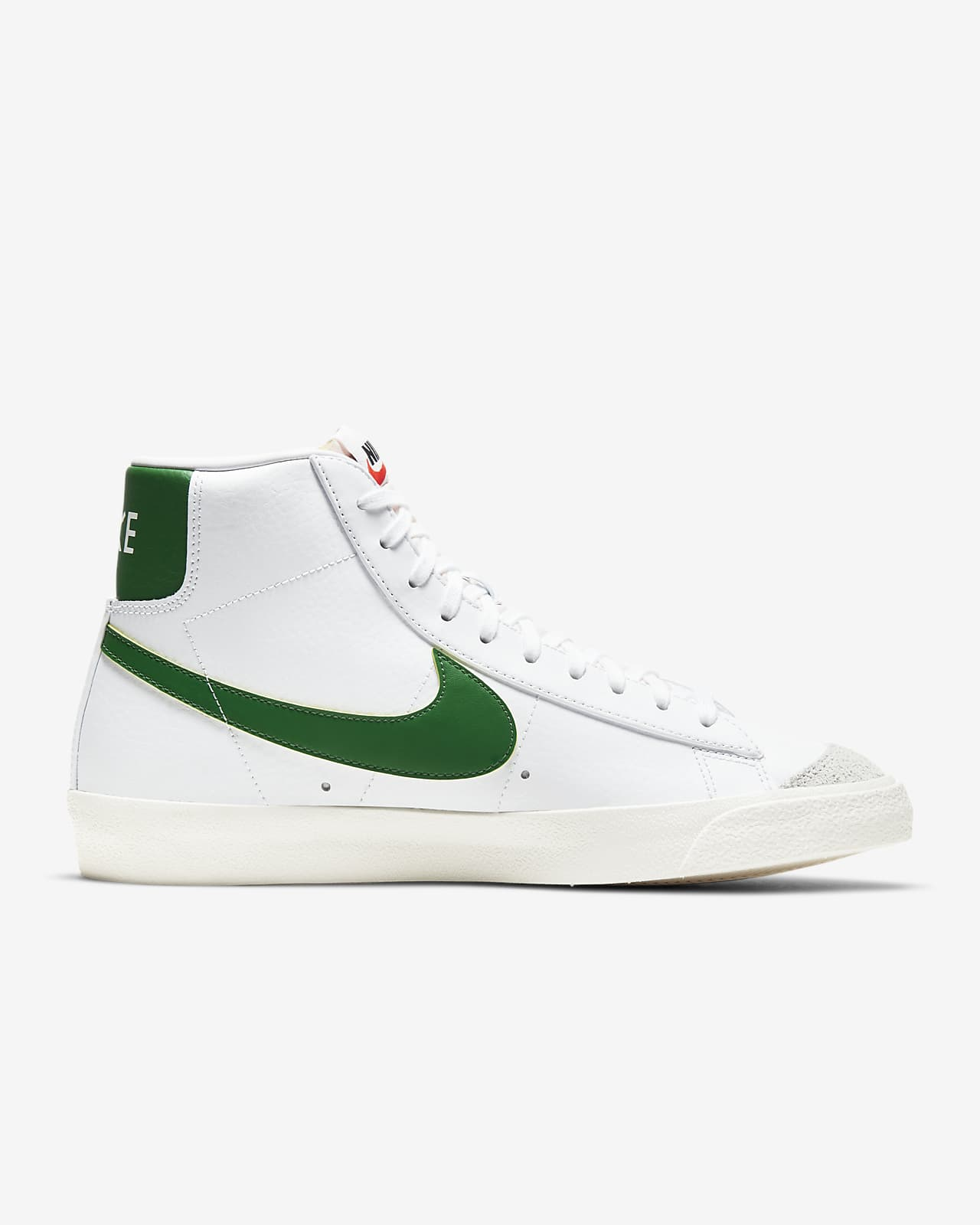 Blazer Mid '77 Vintage 'White Pine Green'