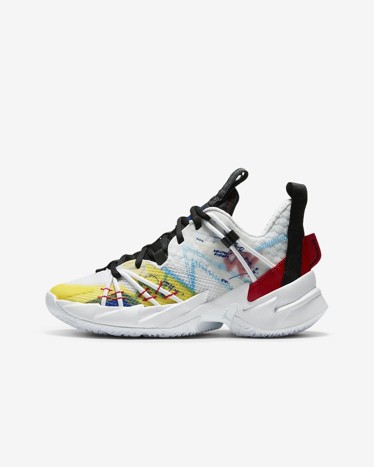 Zer0.3 SE Big Kids' Basketball Shoe