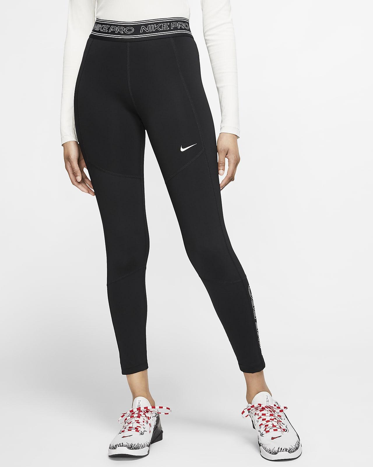 Legging imprimé 7/8 Nike Pro pour Femme