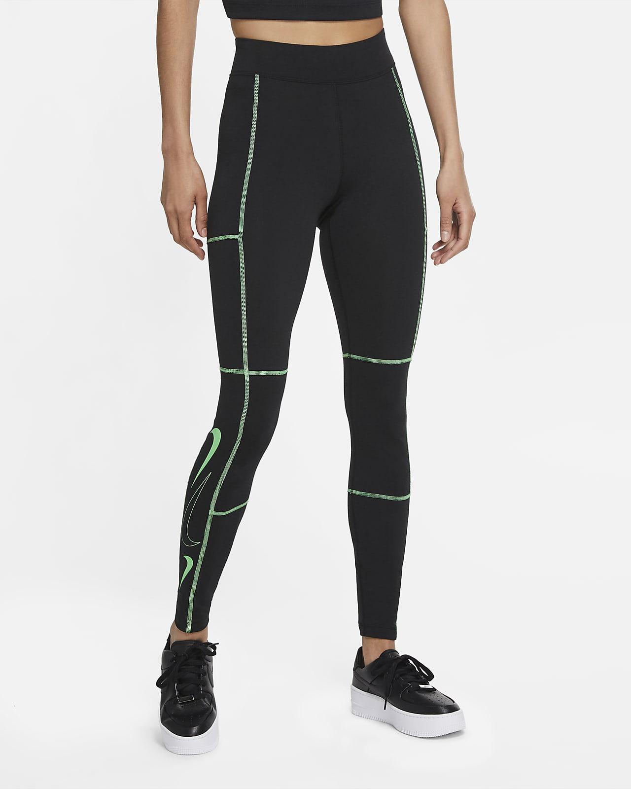 Nike Sportswear Swoosh Women's High-Waisted Leggings