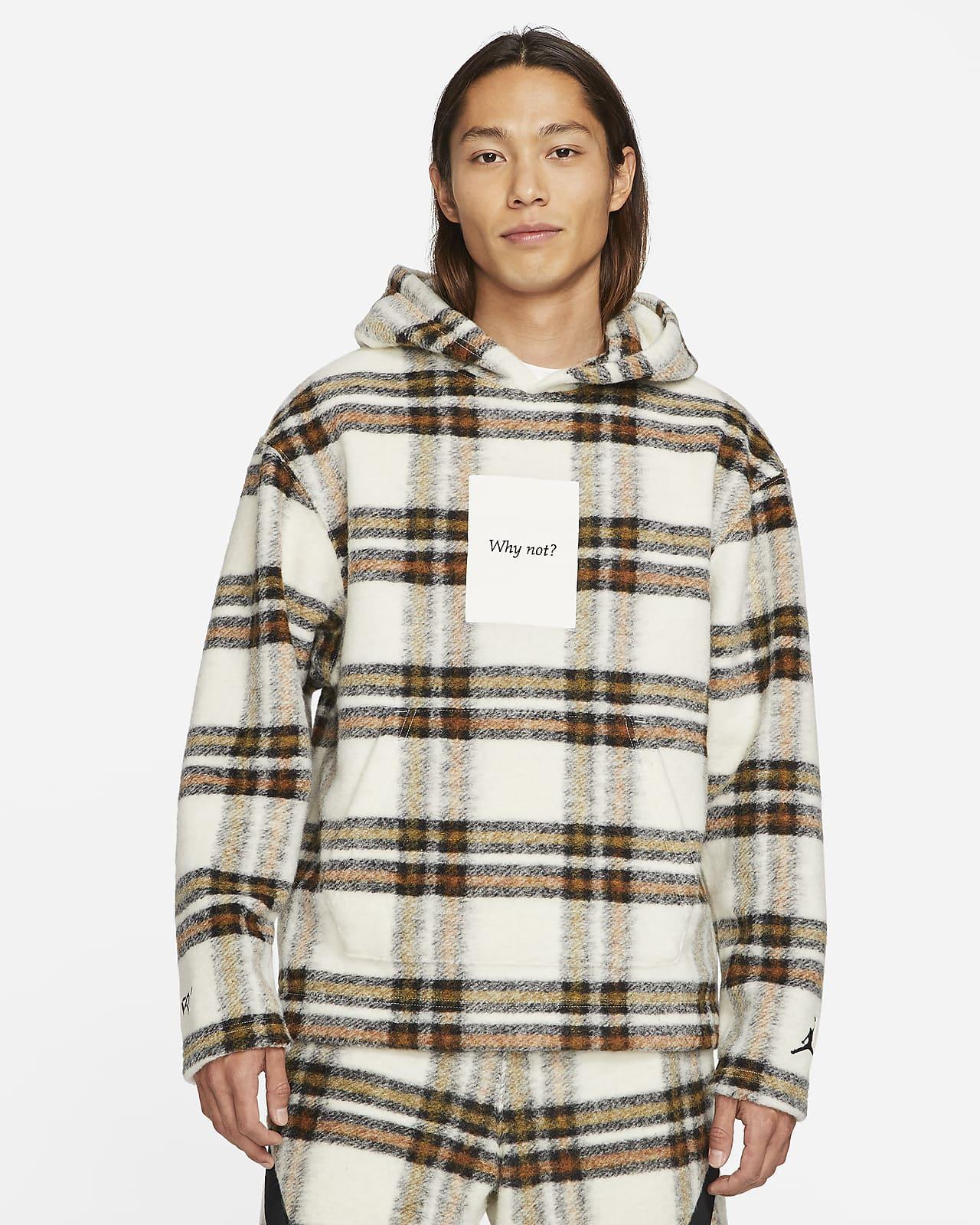 """Jordan """"Why Not?"""" Men's Wool Hoodie"""