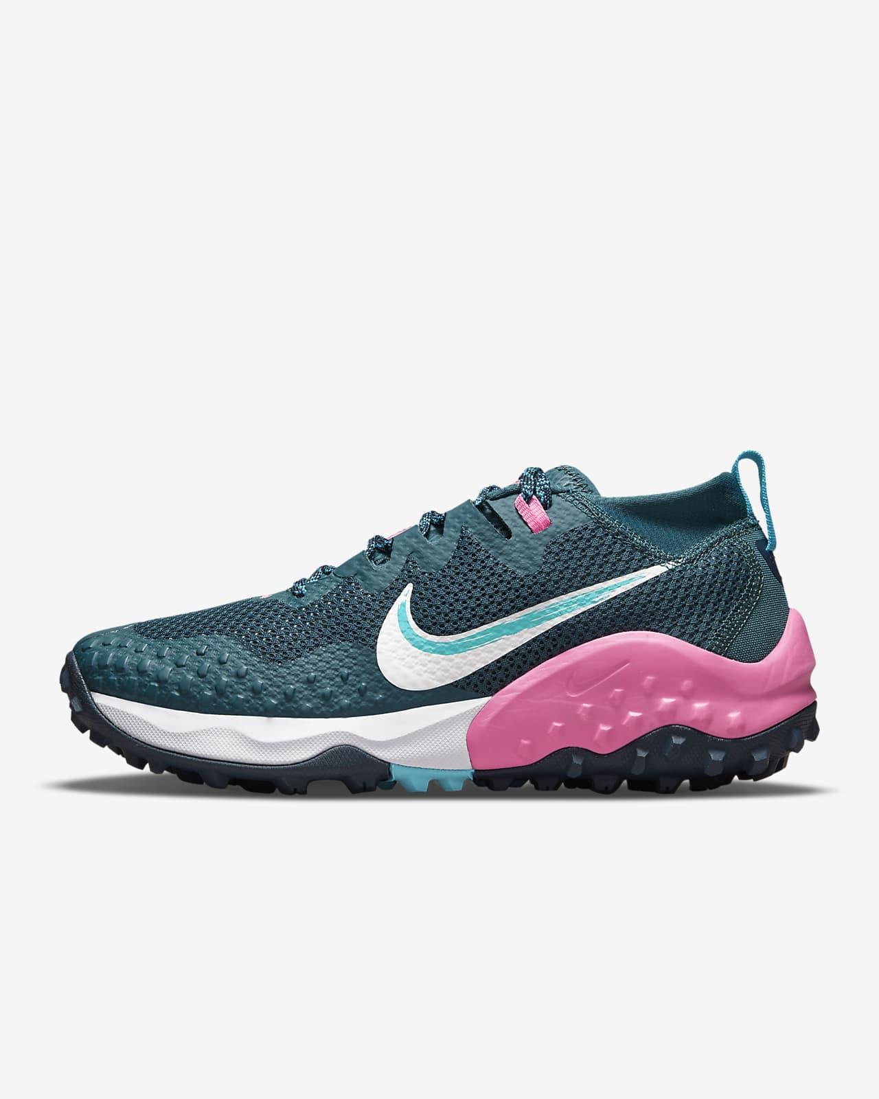 รองเท้าวิ่งเทรลผู้หญิง Nike Wildhorse 7